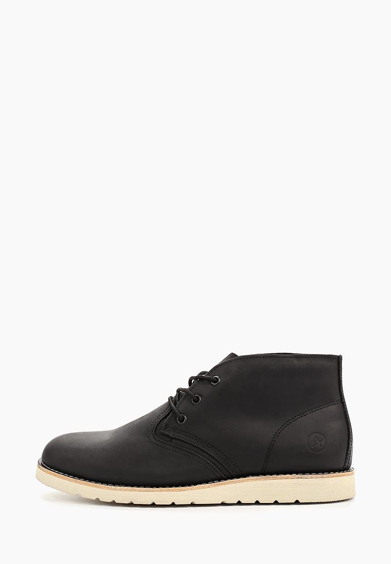 Мужские ботинки Affex 118-SNP-BLK-M