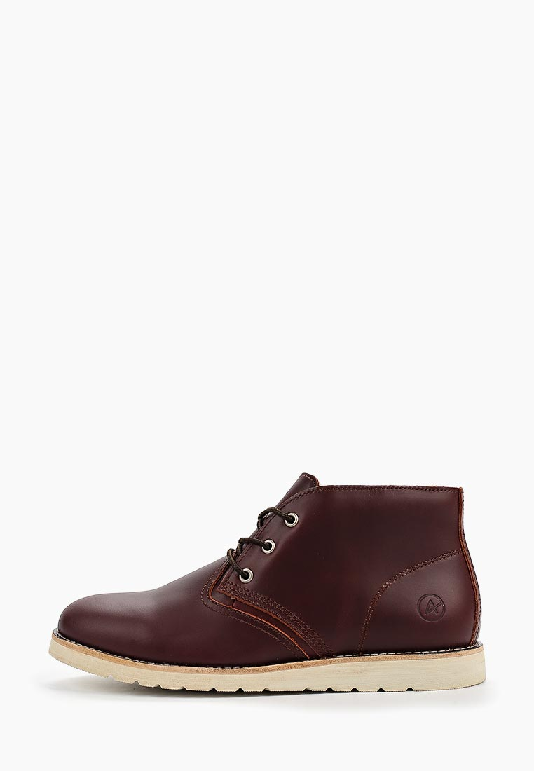 Мужские ботинки Affex 118-SNP-BRN-M