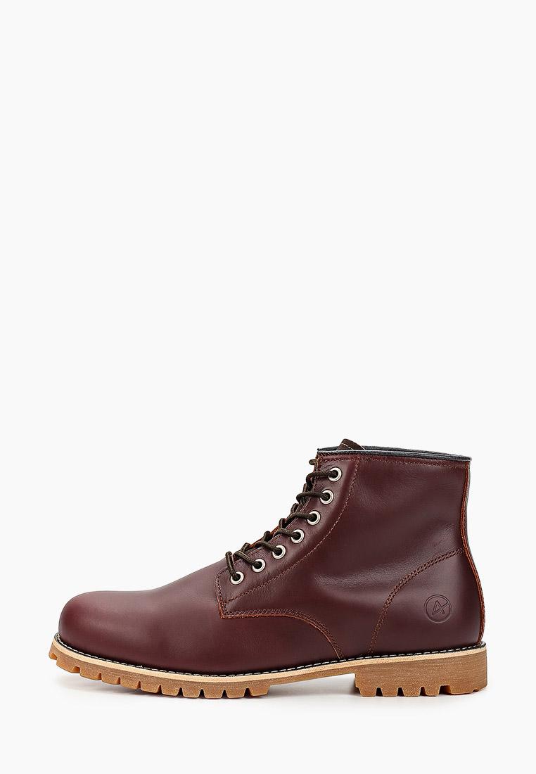 Мужские ботинки Affex 119-MOW-BRN-M