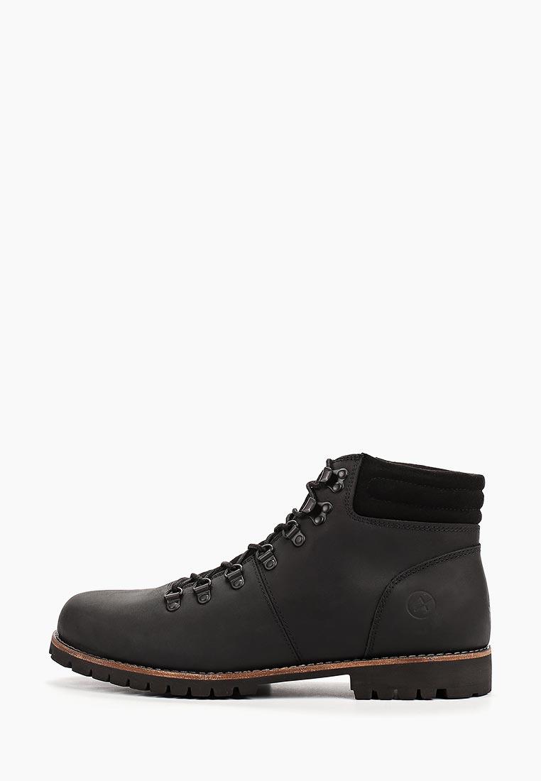 Мужские ботинки Affex 122-BRG-BLK-M