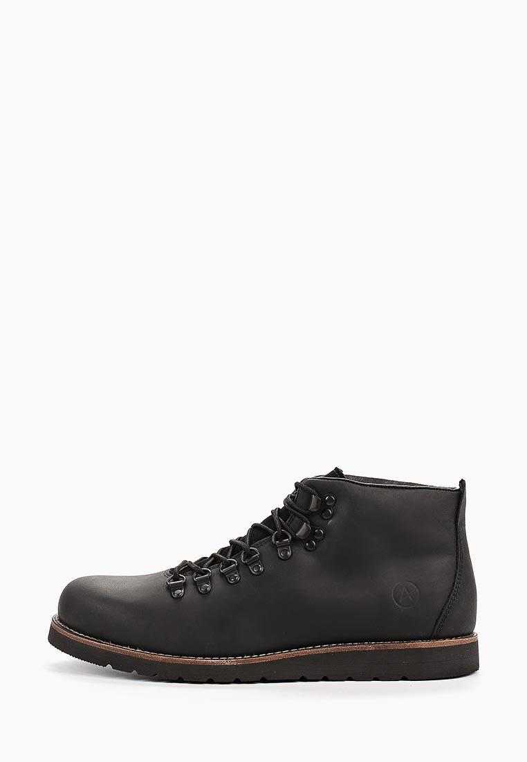Мужские ботинки Affex 123-SHG-BLK-M
