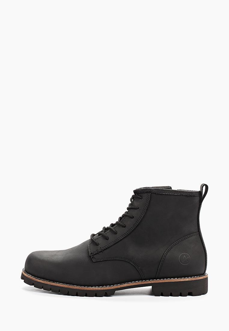 Мужские ботинки Affex 125-TRN-BLK-M