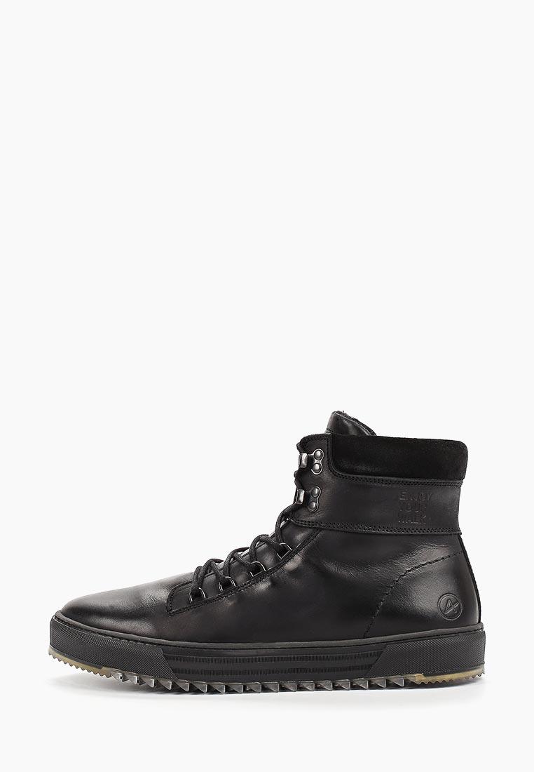Мужские ботинки Affex 132-DLT-BLK-M