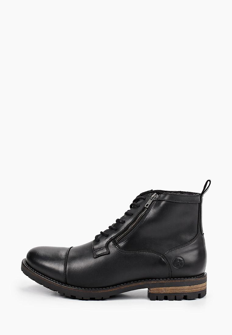 Мужские ботинки Affex 133-MBL-BLK-M