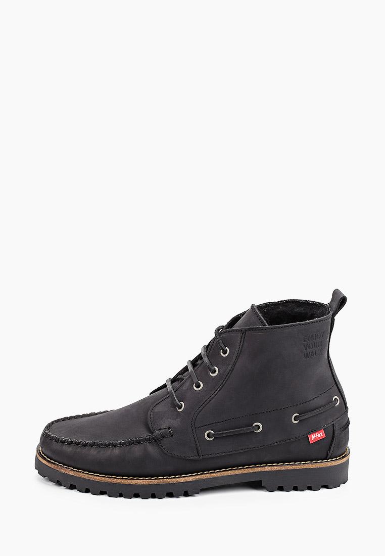 Мужские ботинки Affex 298-KBK-BLK-M