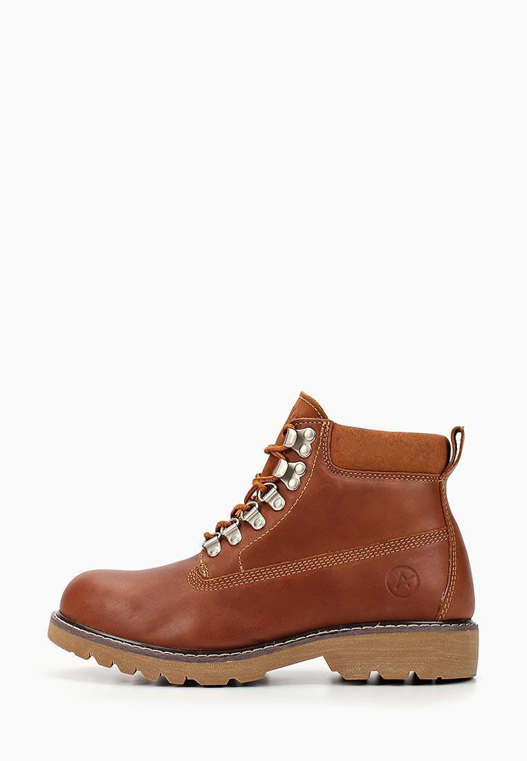 Женские ботинки Affex 114-ERT-CGN-W