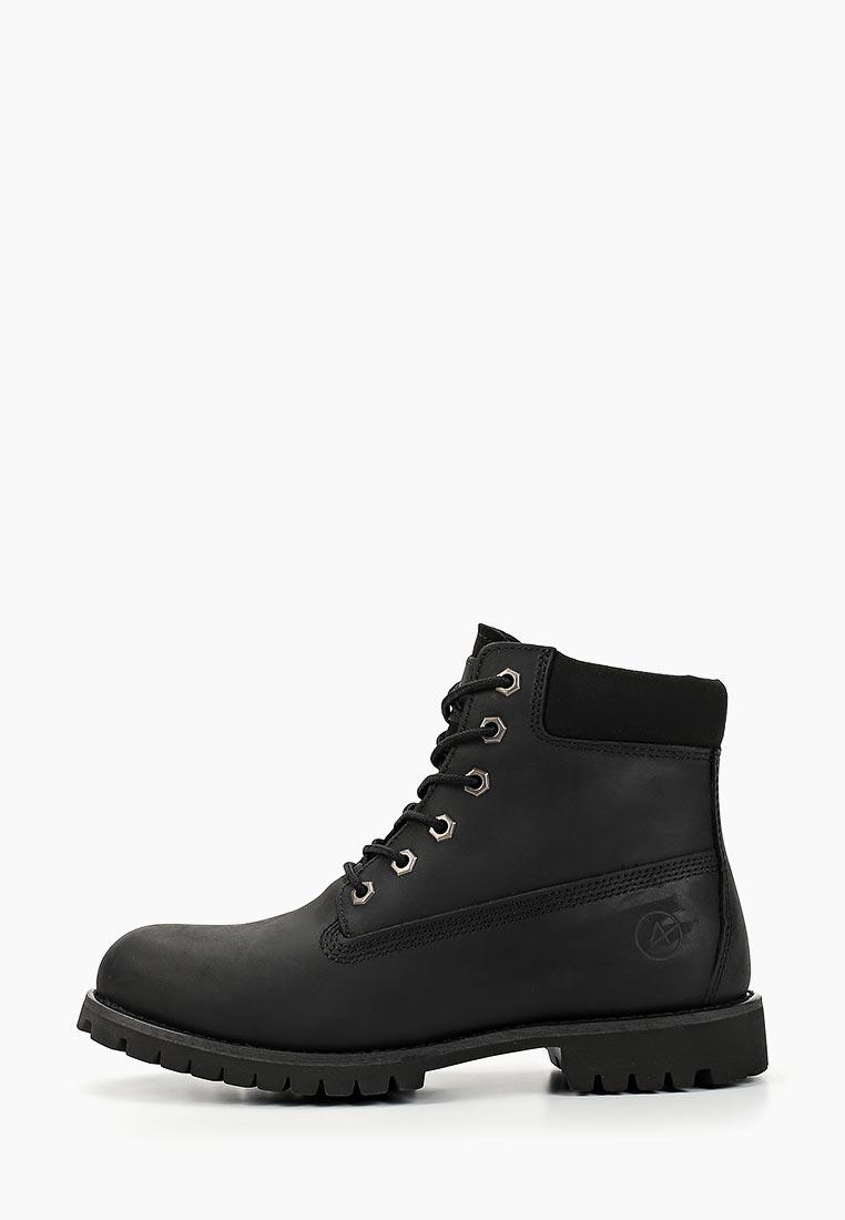 Женские ботинки Affex 116-NWK-BLK-W