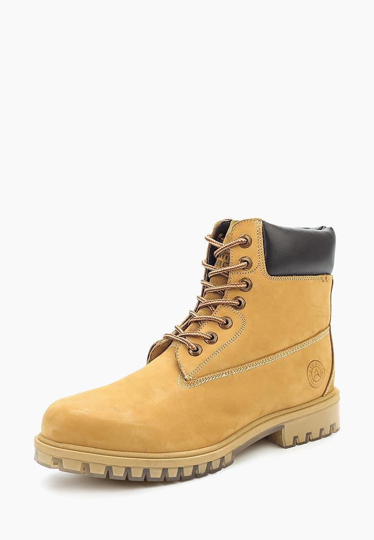 Мужские ботинки Airbox (Эйрбокс) 136306: изображение 1