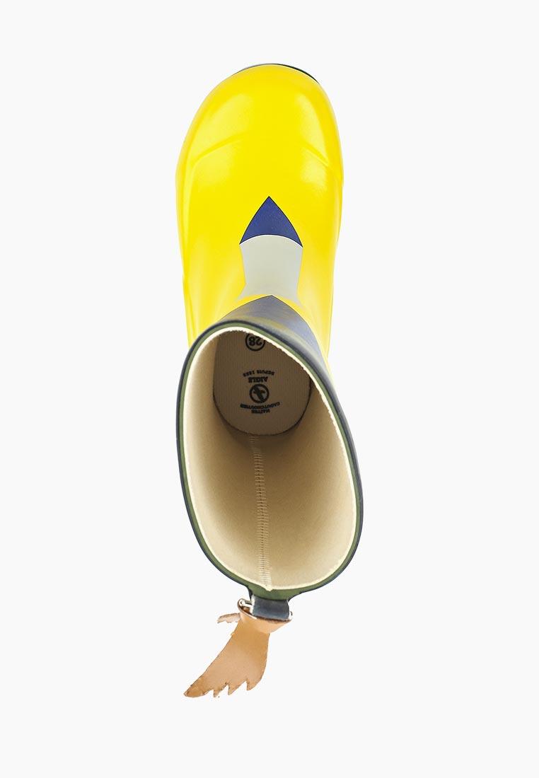 Сапоги для мальчиков Aigle 243213: изображение 4