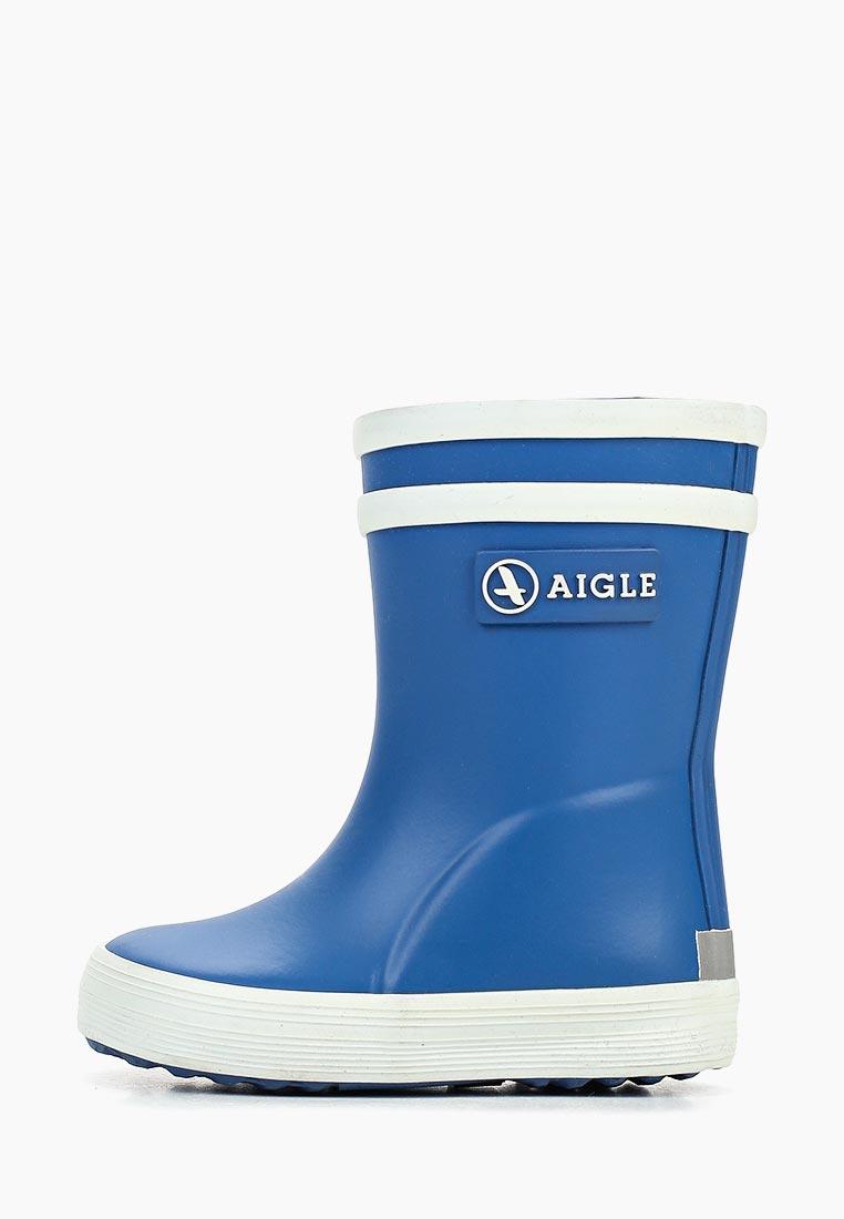 Сапоги для мальчиков Aigle 2485N1: изображение 1
