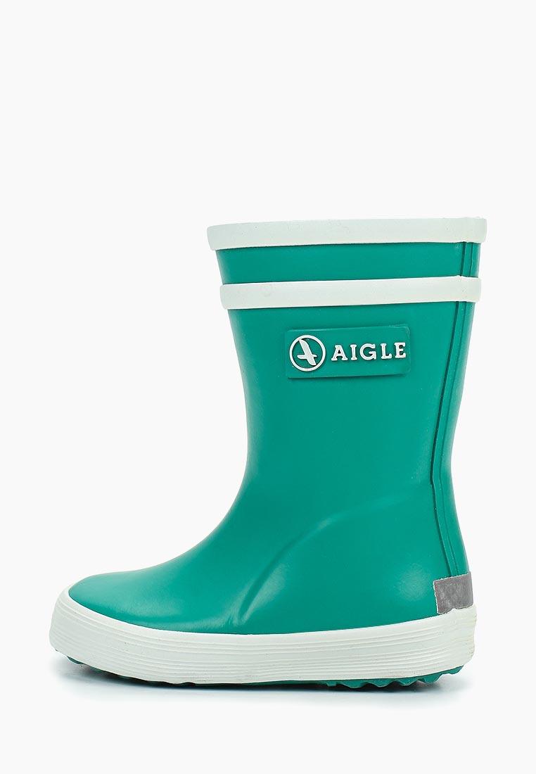 Сапоги для мальчиков Aigle 2485U1