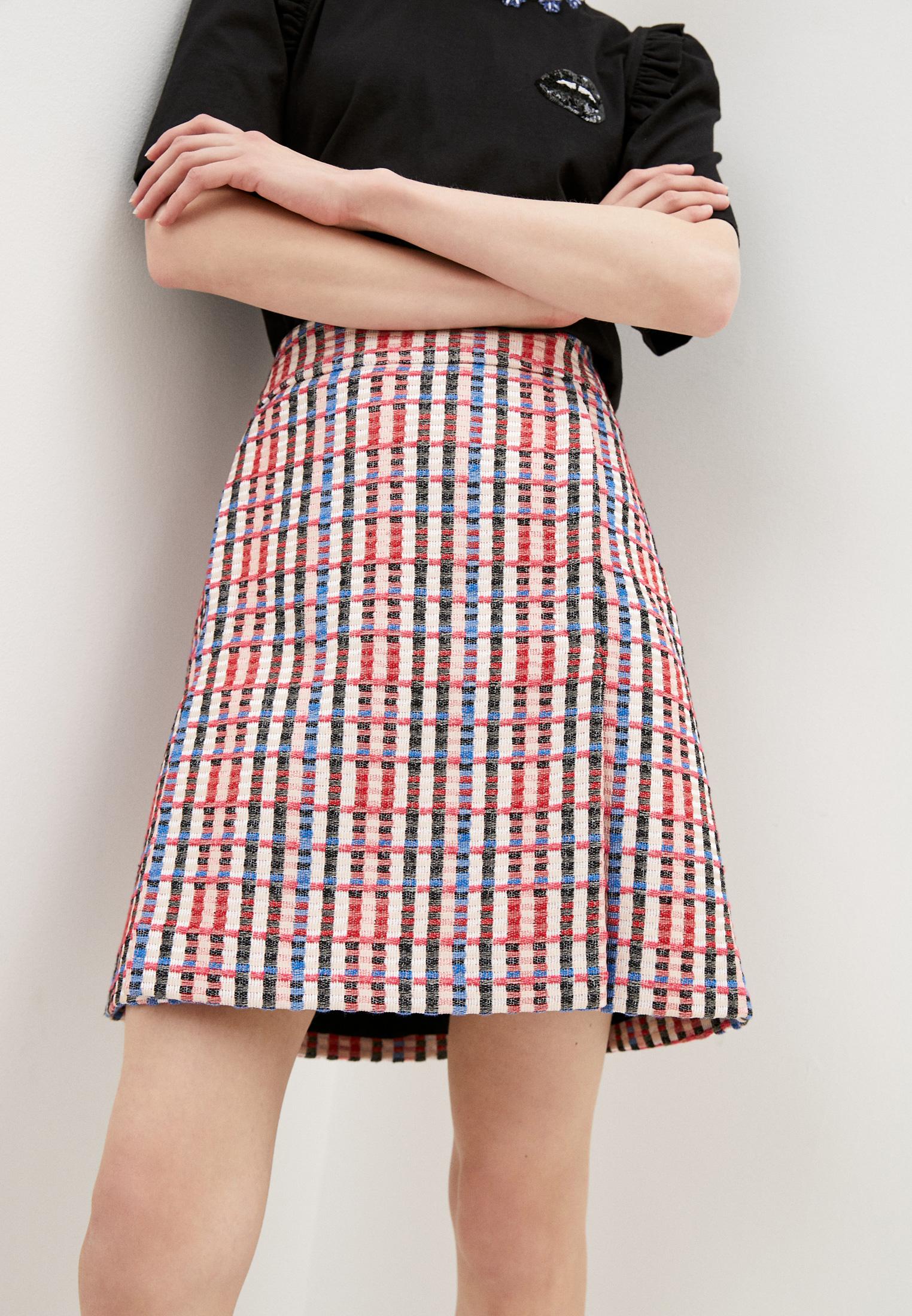 Широкая юбка Akris Punto 71-02-3508: изображение 1