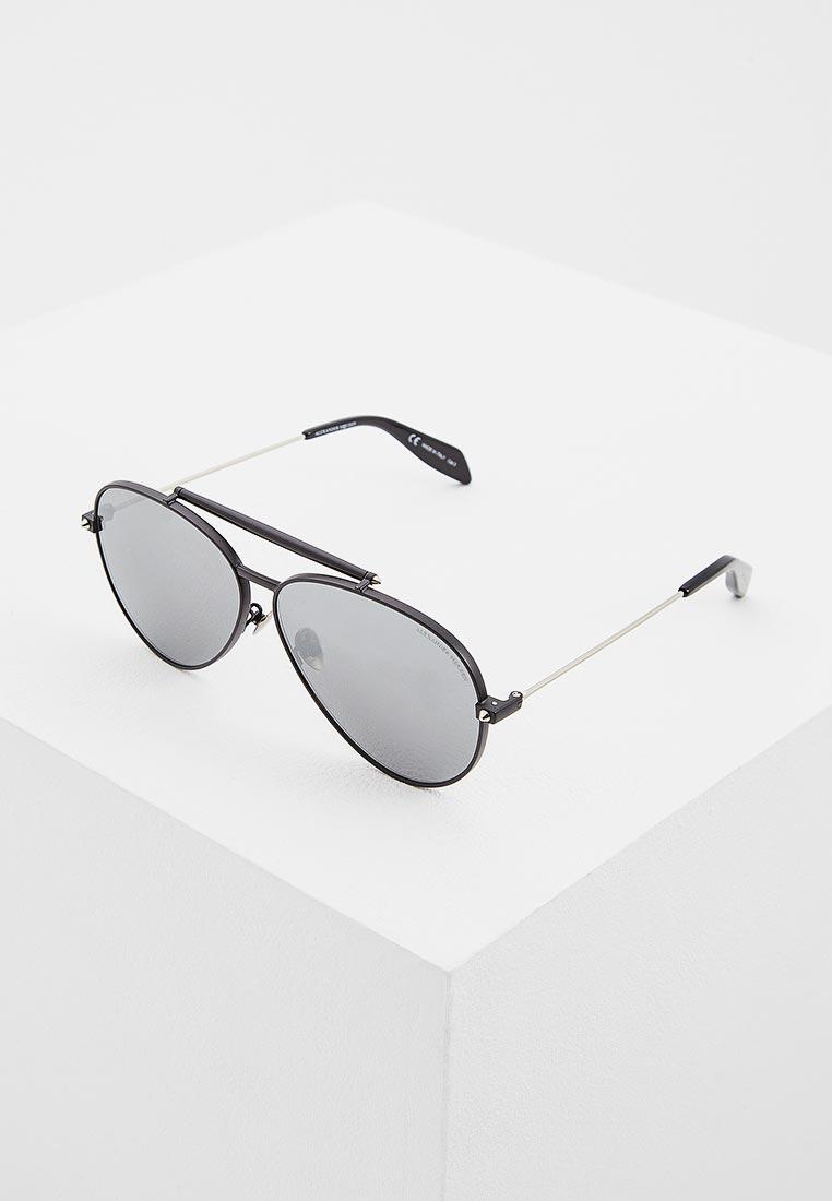039c25c52719 Женские солнцезащитные очки Alexander McQueen AM0057S