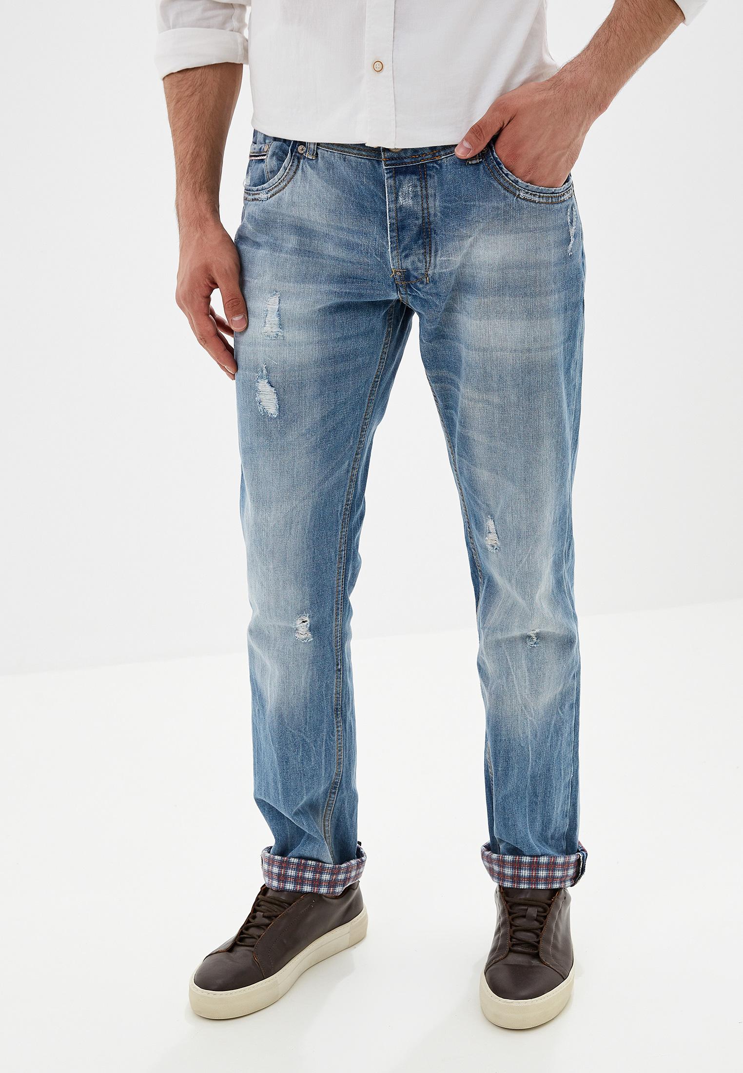 Мужские прямые джинсы Alcott (Алкотт) 5T154UL1043L