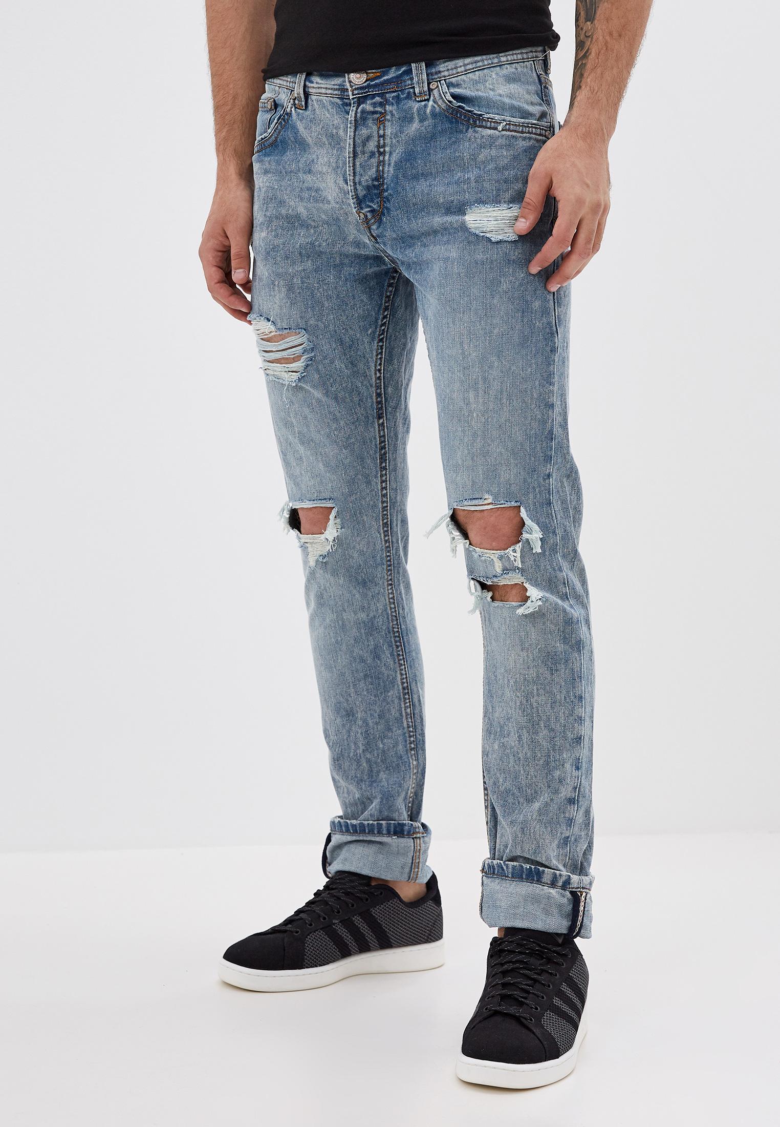 Мужские прямые джинсы Alcott (Алкотт) 5T2429UW374