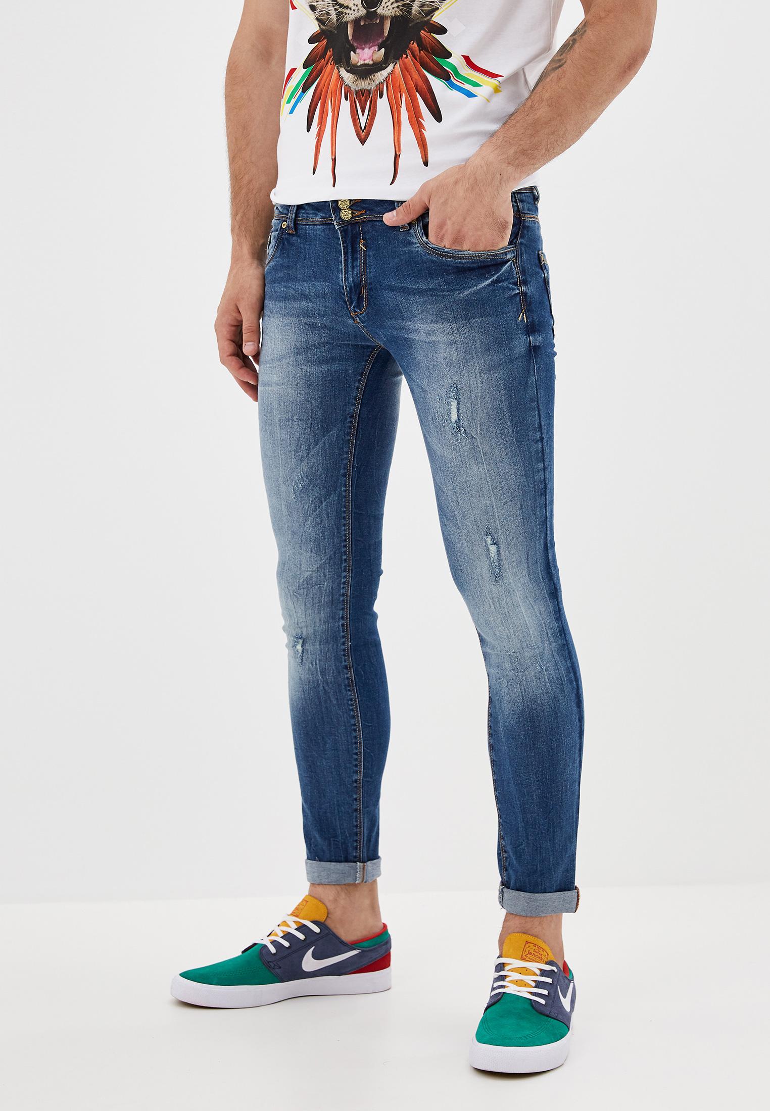Зауженные джинсы Alcott (Алкотт) 5T2733DW515
