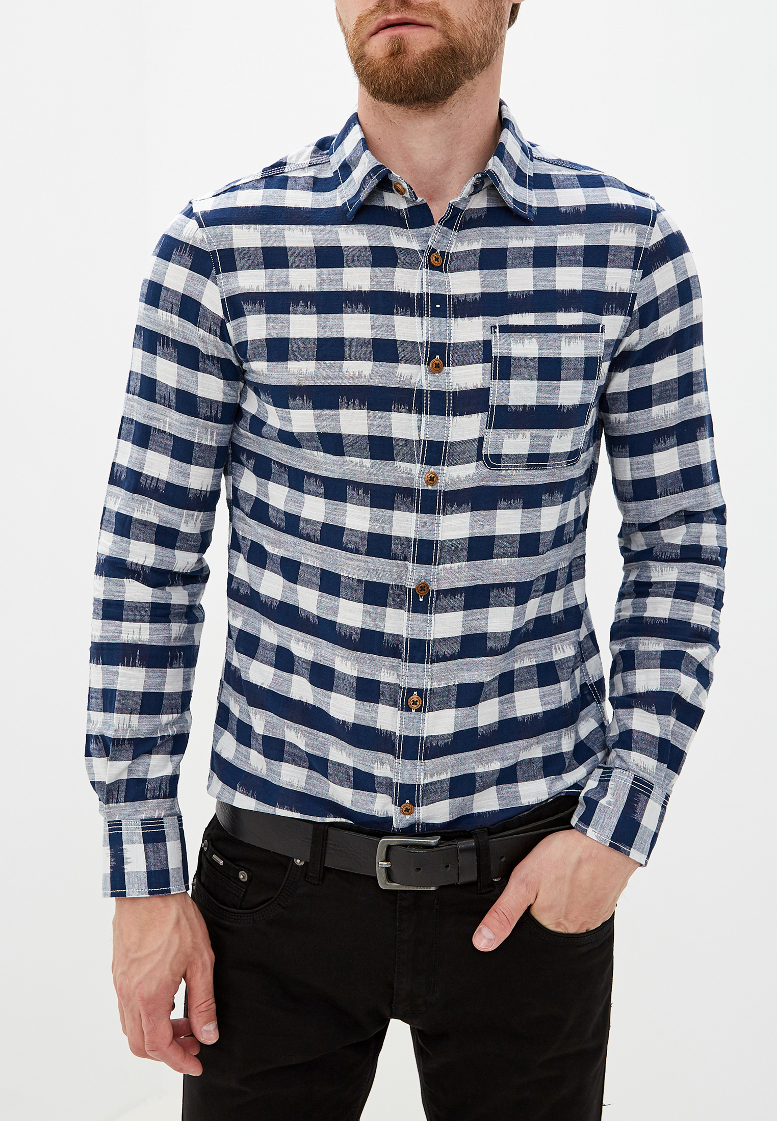 Рубашка с длинным рукавом Alcott (Алкотт) CF1623UO