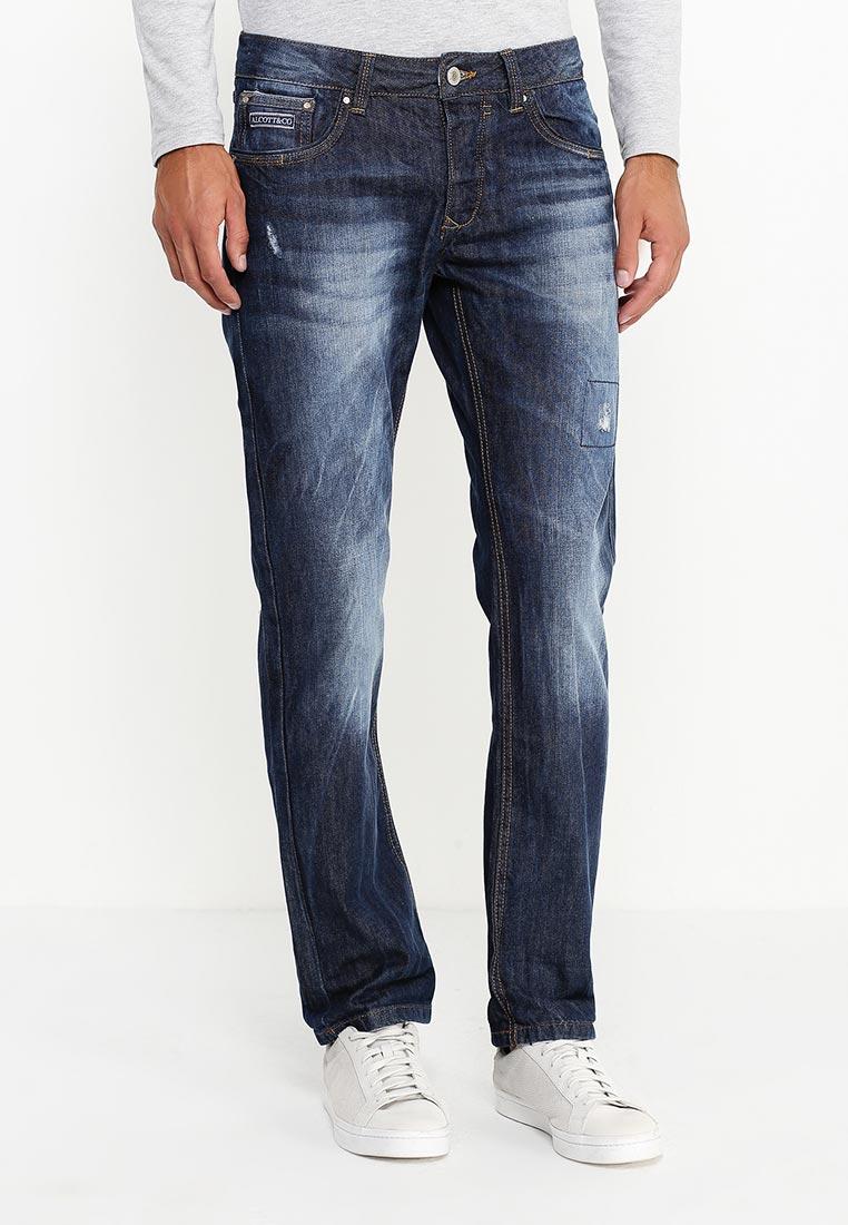 Зауженные джинсы Alcott (Алкотт) 5T2352UW067D