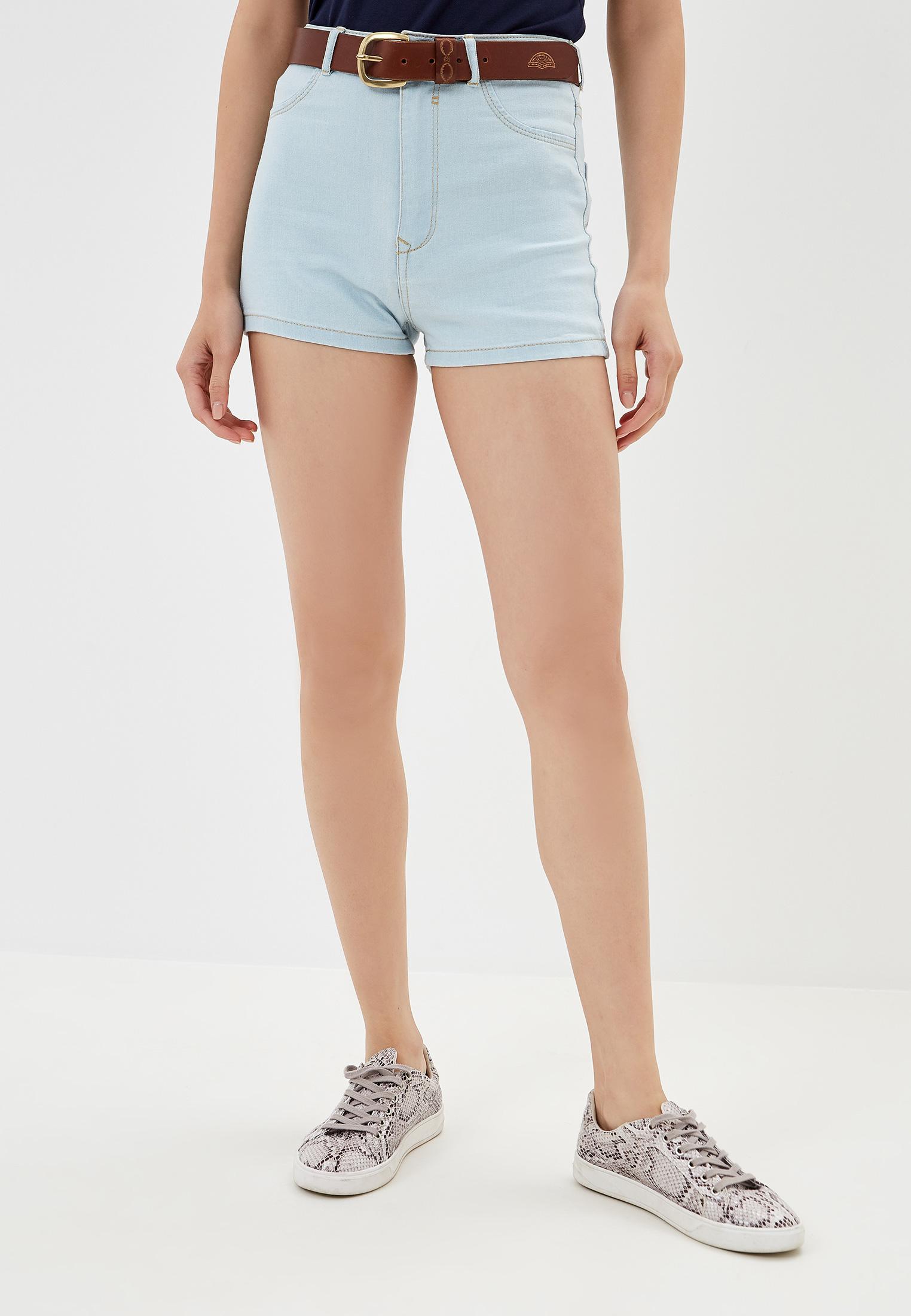 Женские джинсовые шорты Alcott (Алкотт) SH2953DW439
