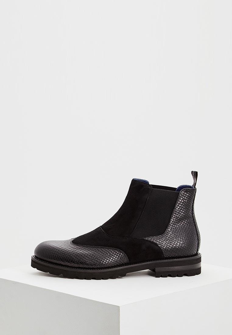Мужские ботинки Alberto Guardiani GU77027B