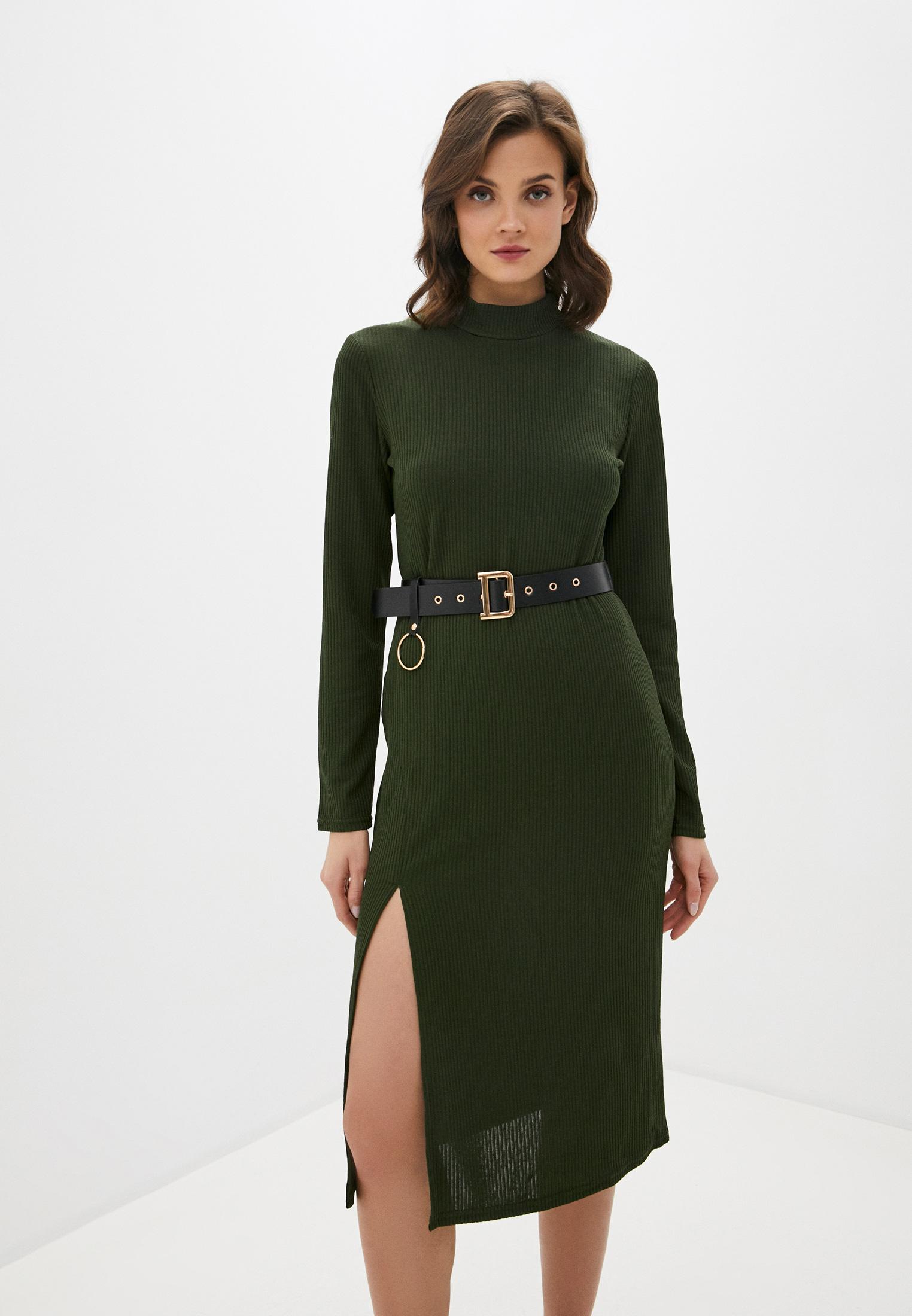 Вязаное платье Allegri 9999