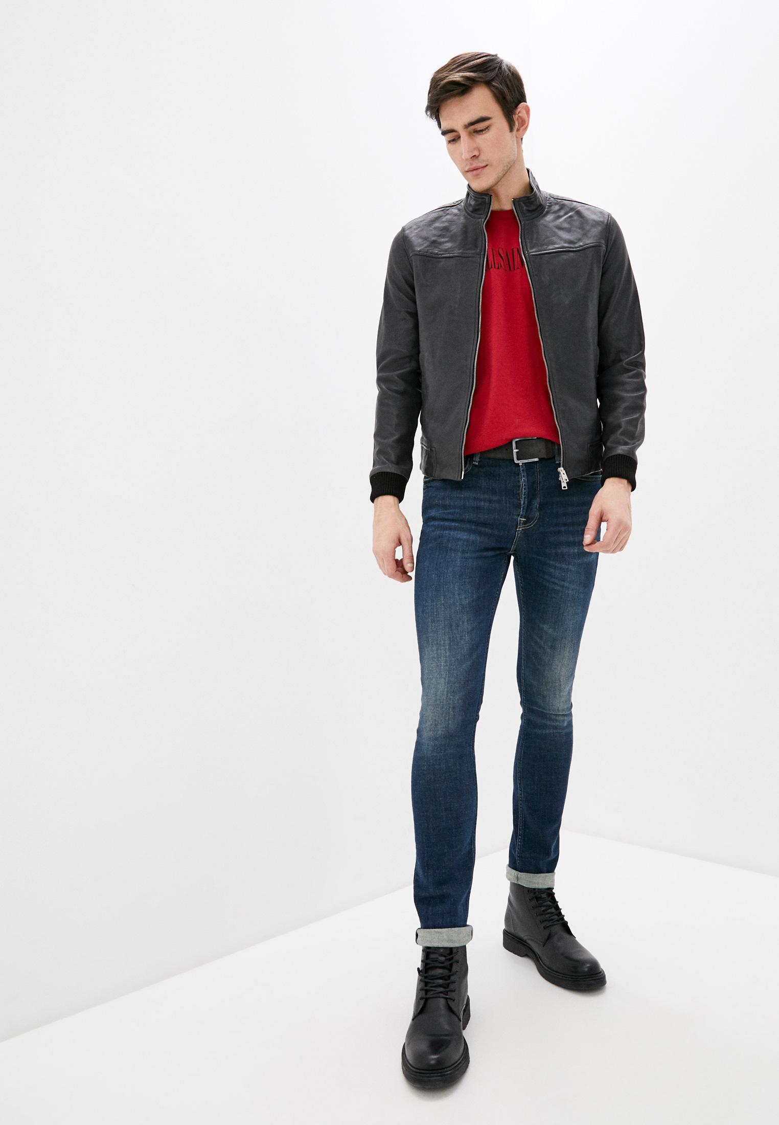 Зауженные джинсы AllSaints ME022P: изображение 2