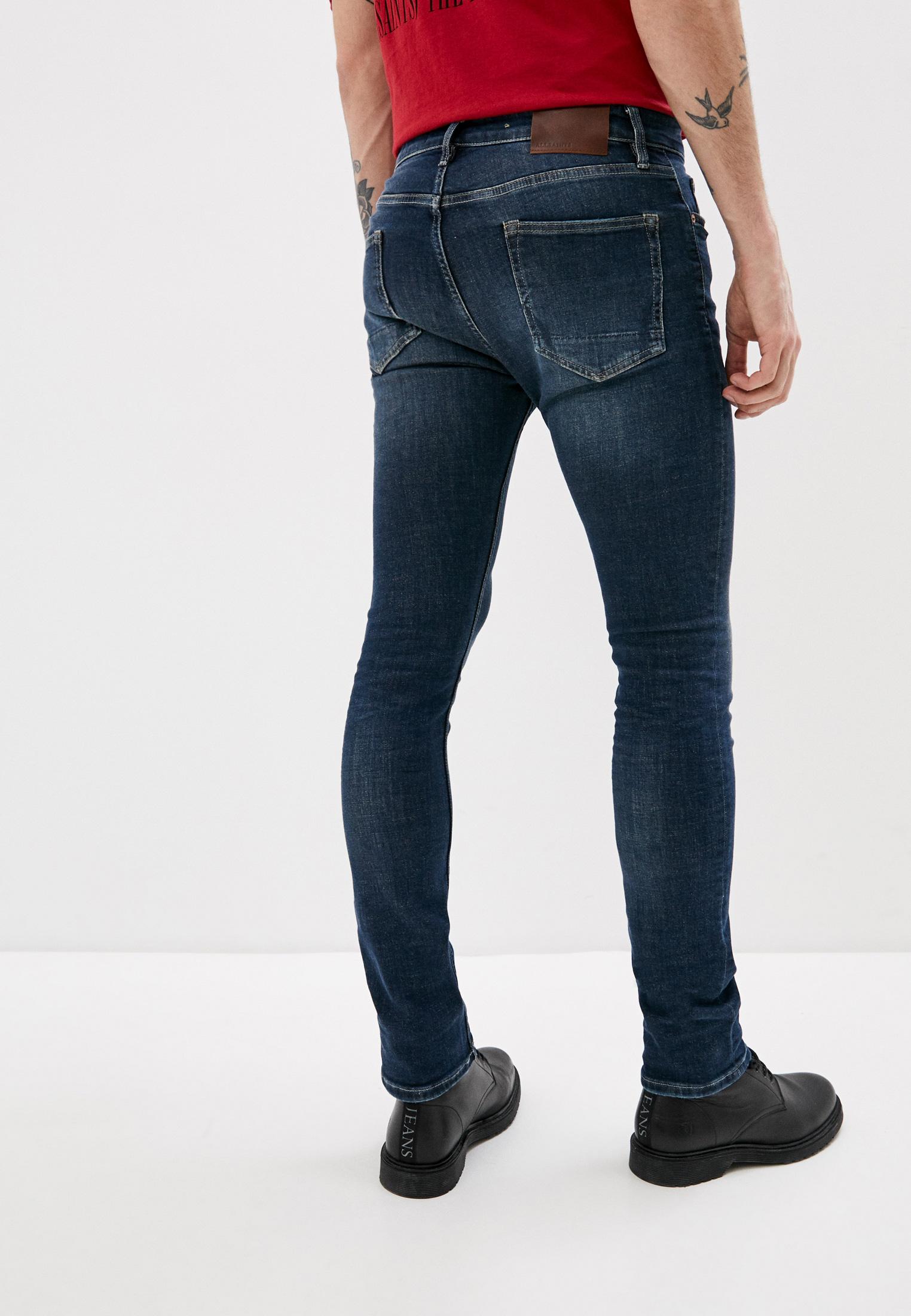 Зауженные джинсы AllSaints ME022P: изображение 3
