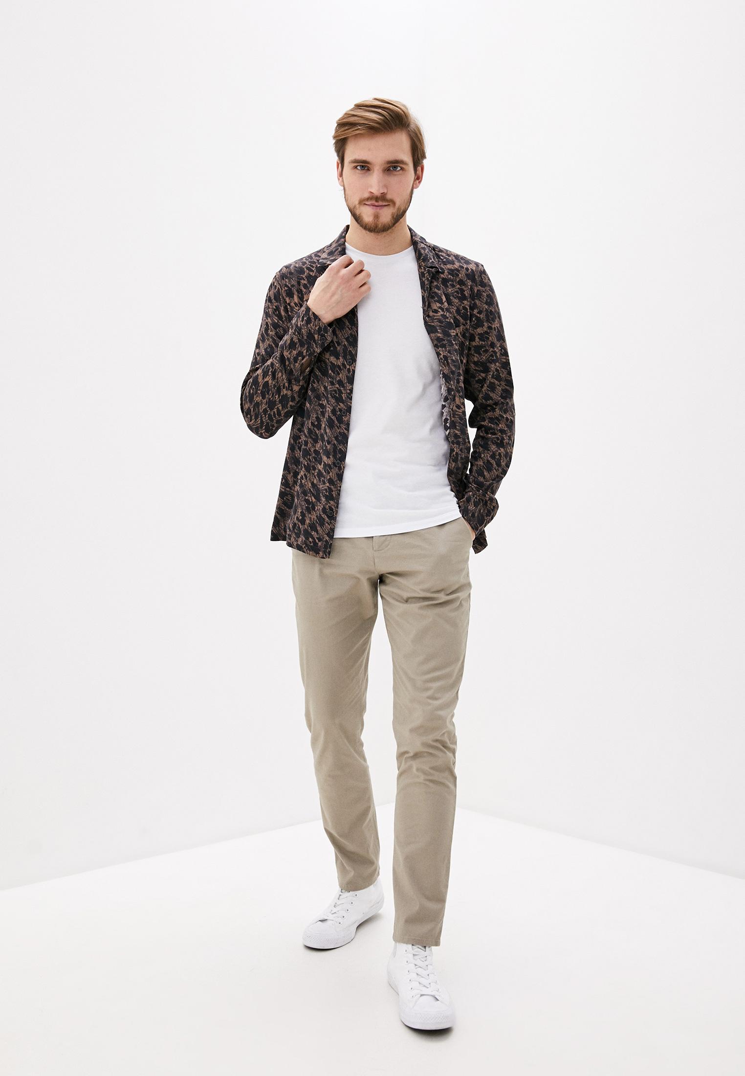 Мужские повседневные брюки AllSaints MT001L: изображение 2