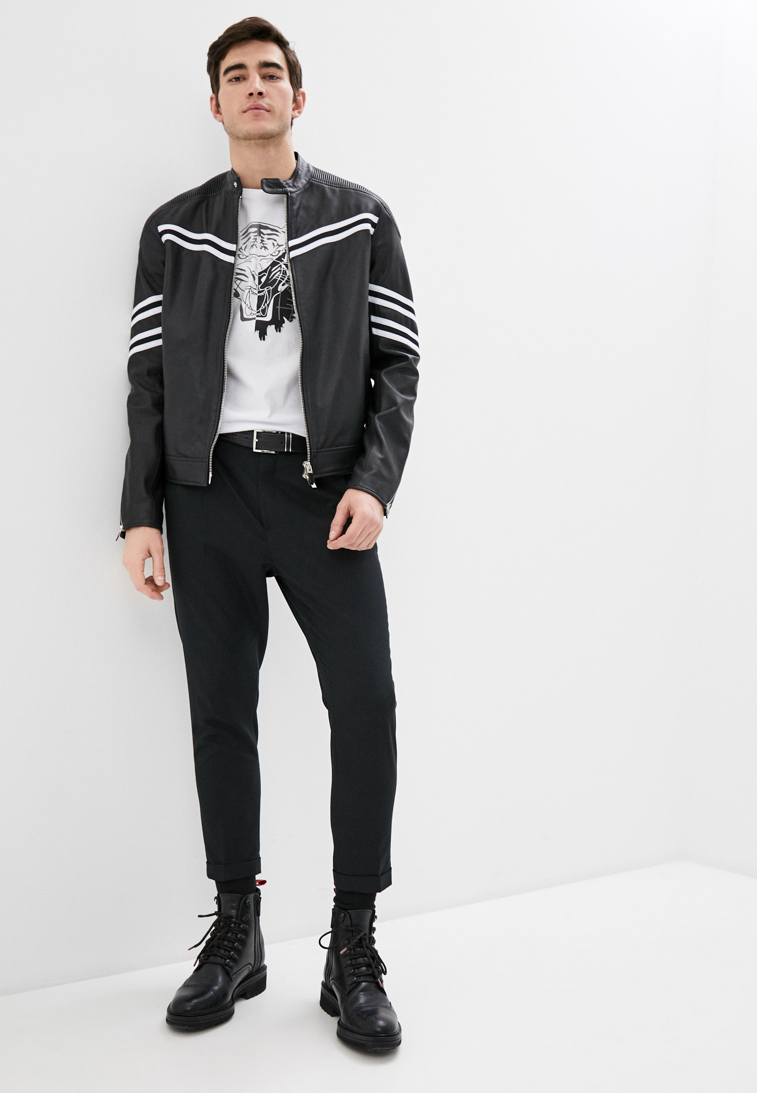 Мужские повседневные брюки AllSaints MM003J: изображение 2