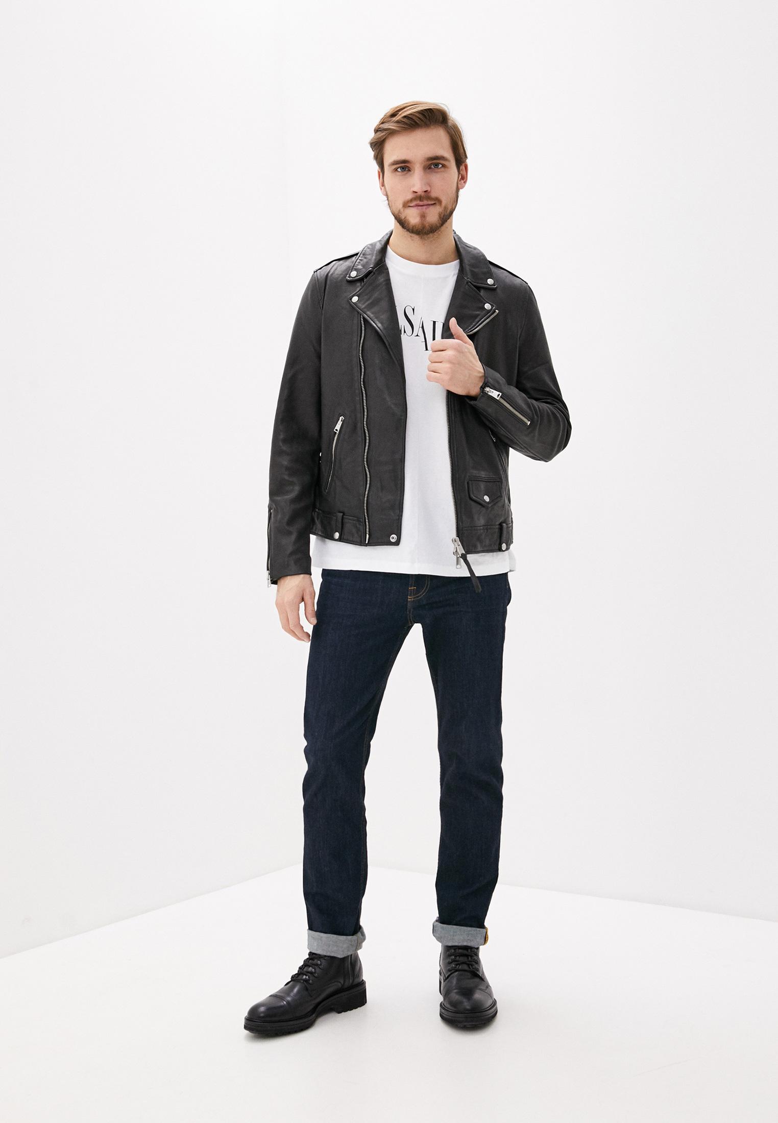 Кожаная куртка AllSaints ML025N: изображение 2