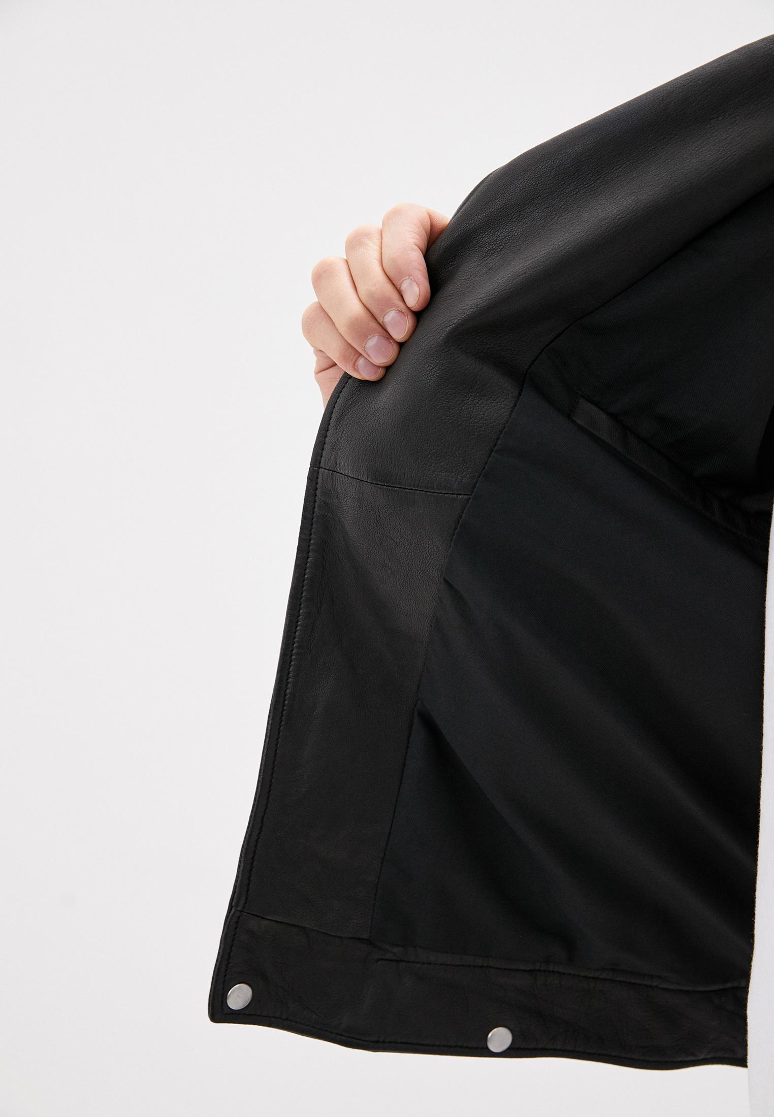 Кожаная куртка AllSaints ML025N: изображение 4