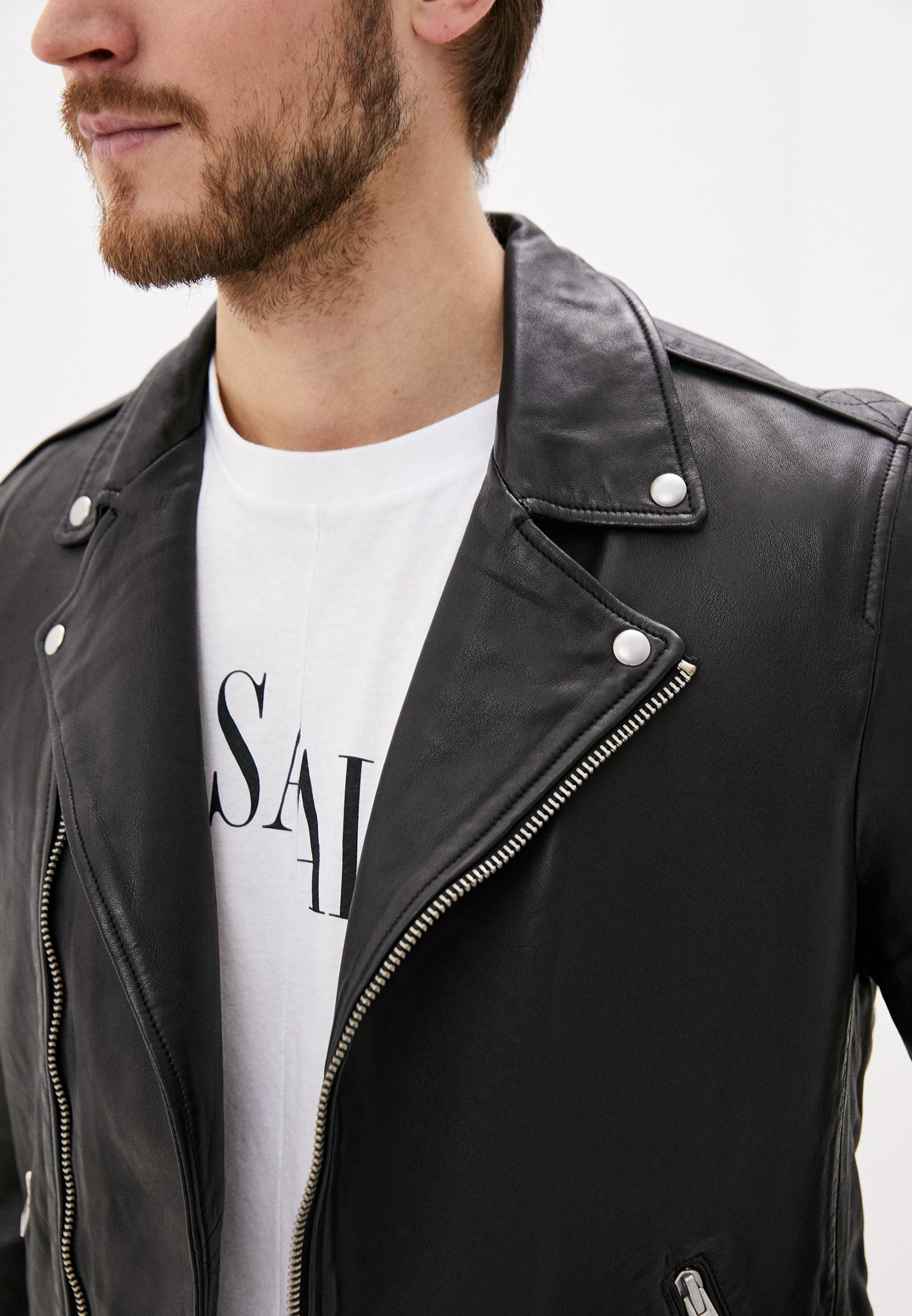 Кожаная куртка AllSaints ML025N: изображение 5