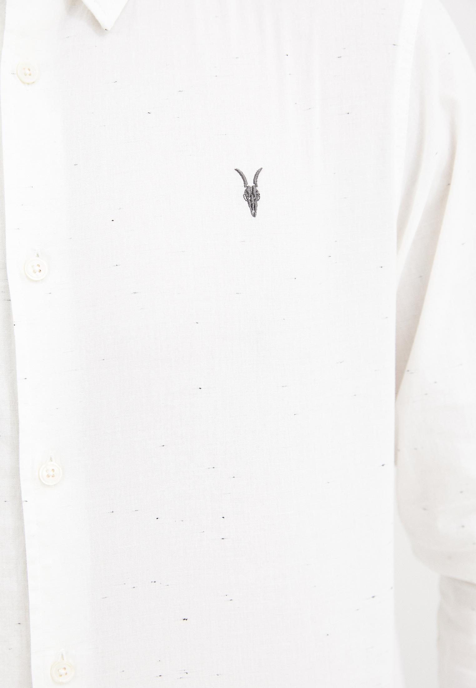 Рубашка с длинным рукавом AllSaints MS107S: изображение 5