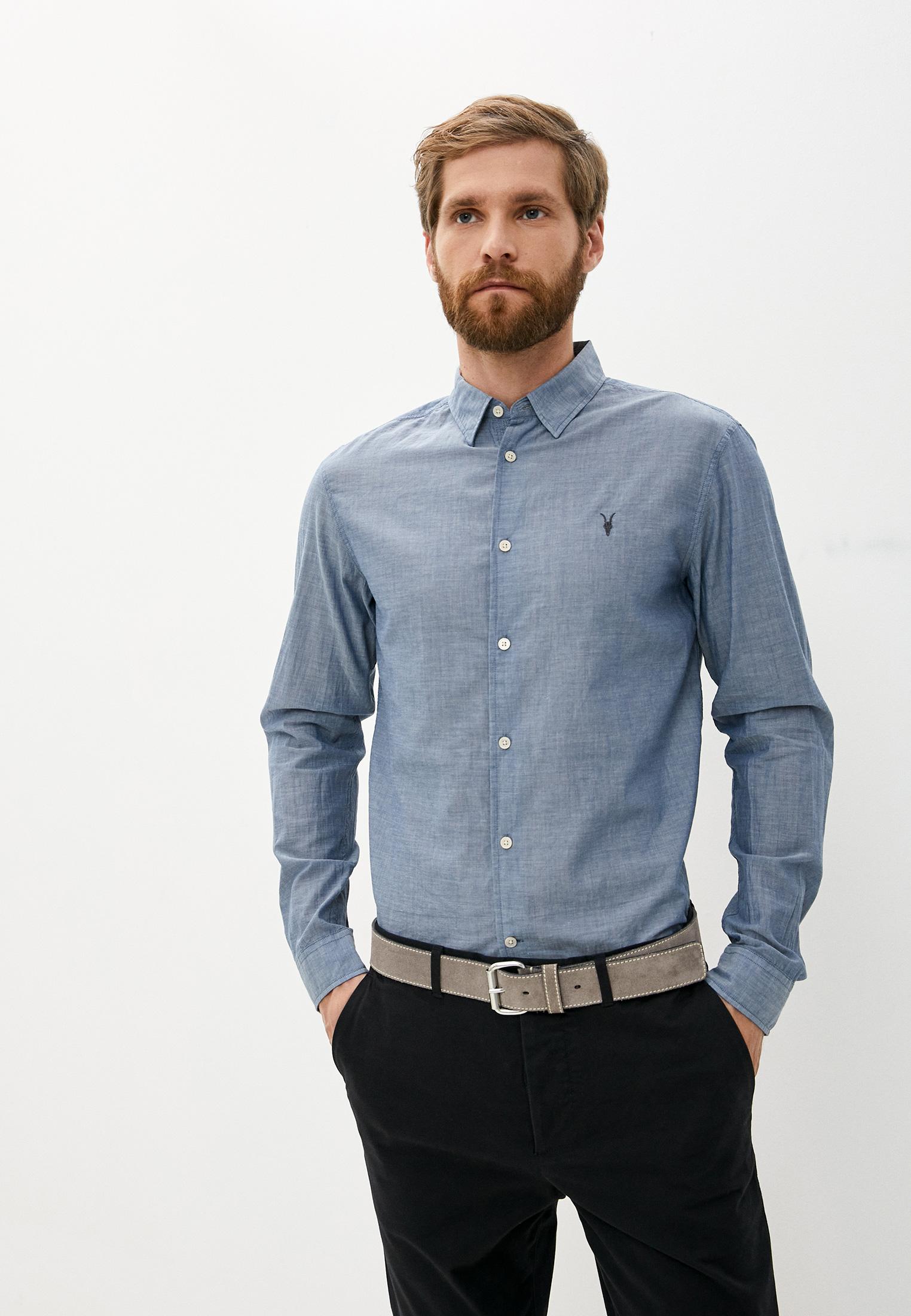 Рубашка с длинным рукавом AllSaints MS109S