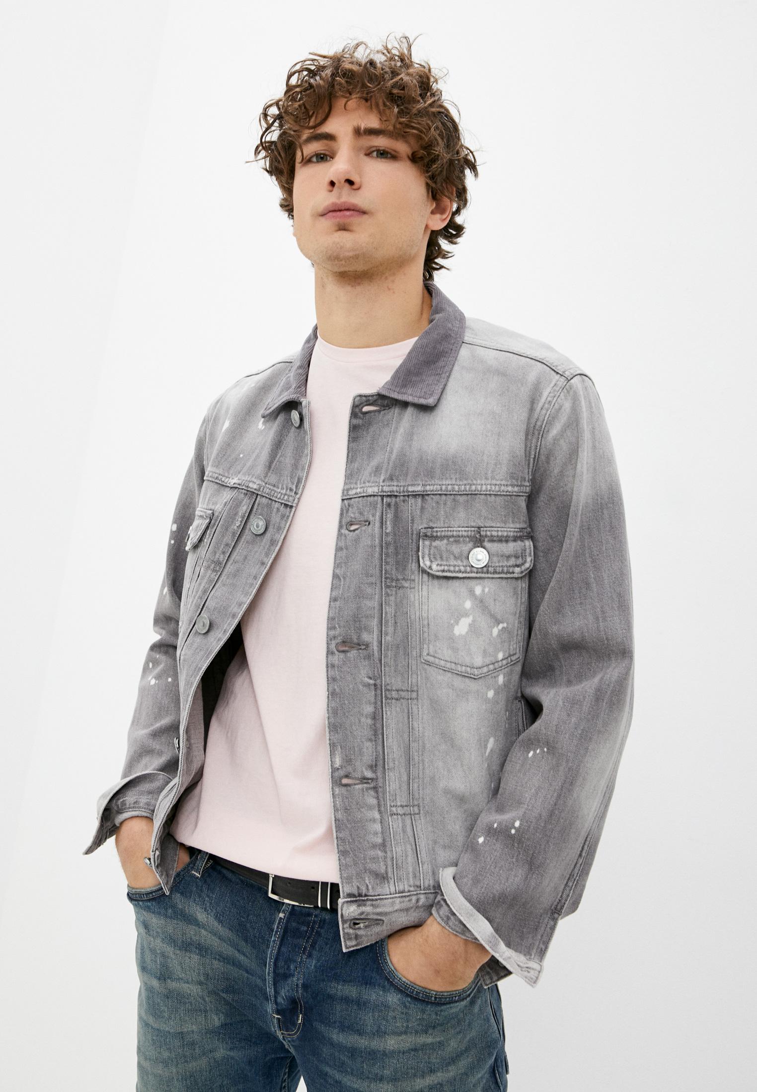 Джинсовая куртка AllSaints MA012S