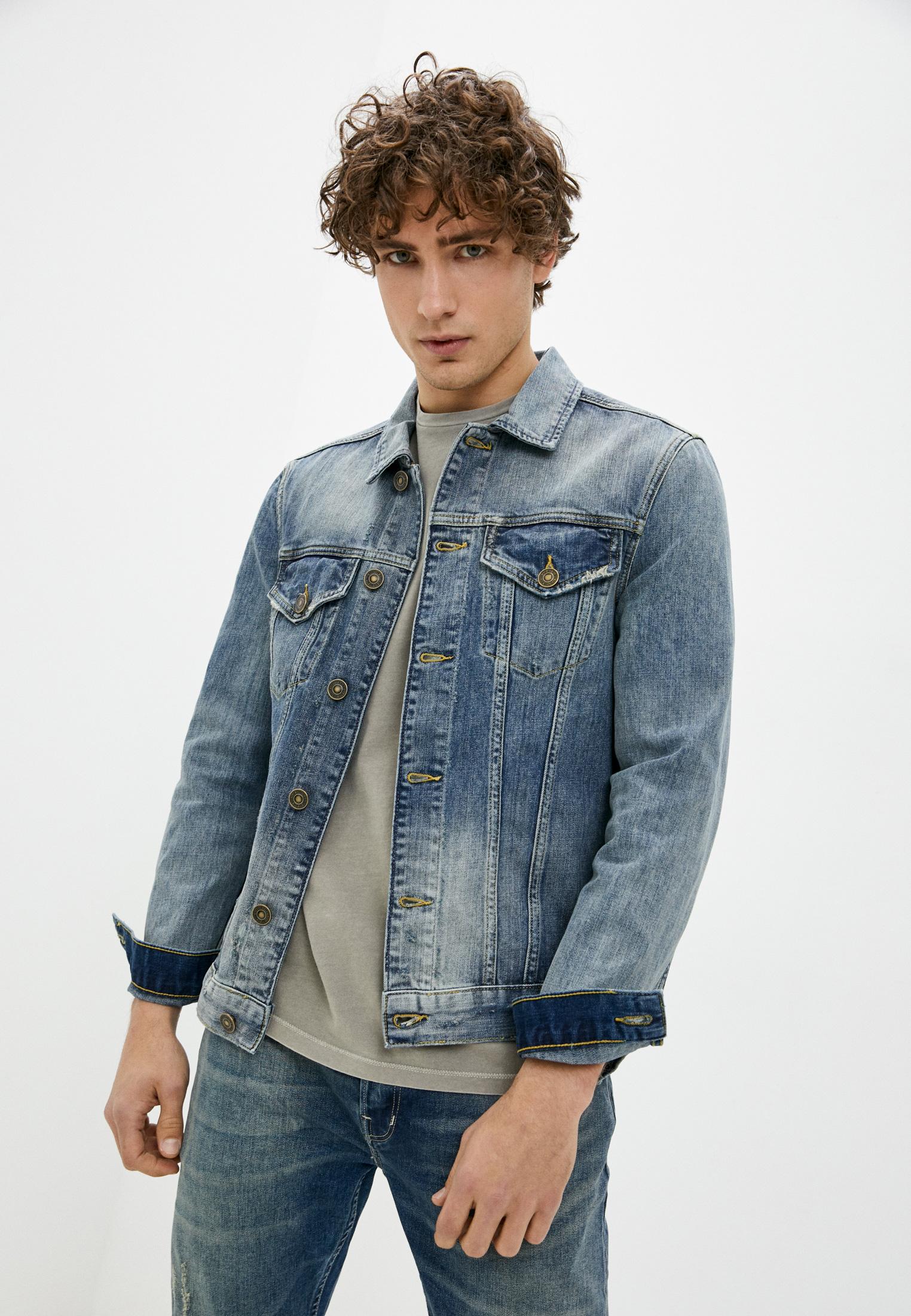 Джинсовая куртка AllSaints MA004N