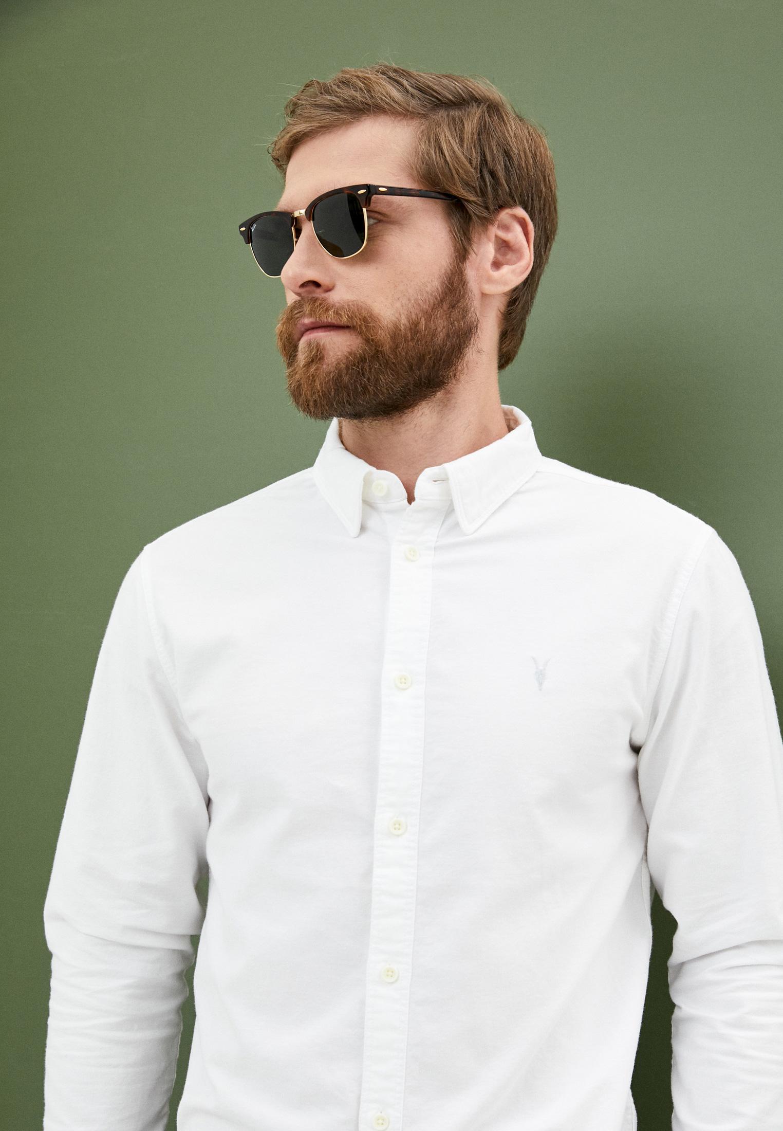 Рубашка с длинным рукавом AllSaints MS001J: изображение 2