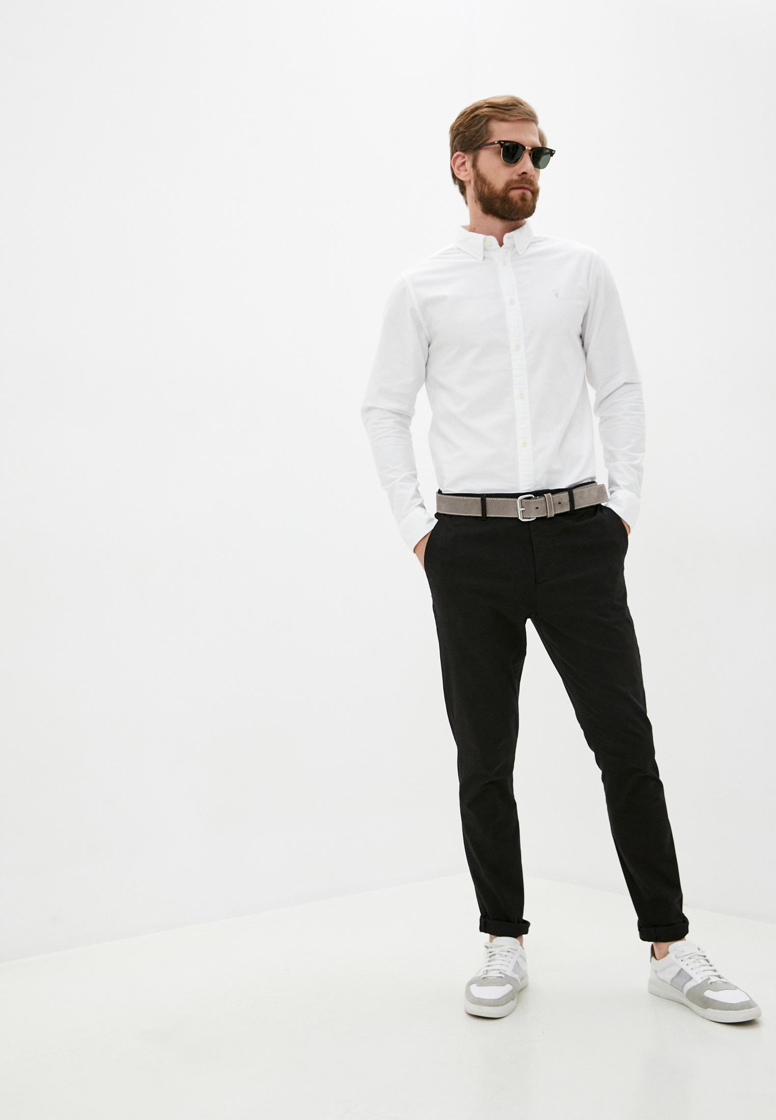 Рубашка с длинным рукавом AllSaints MS001J: изображение 3