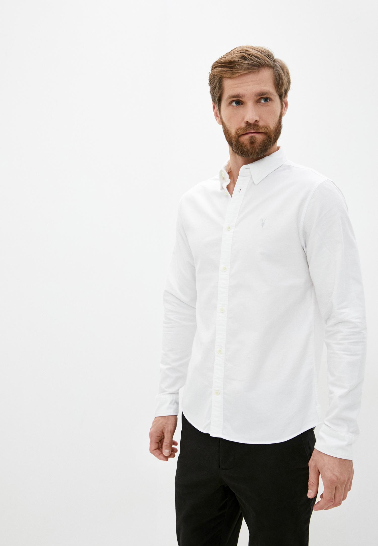 Рубашка с длинным рукавом AllSaints MS001J: изображение 5