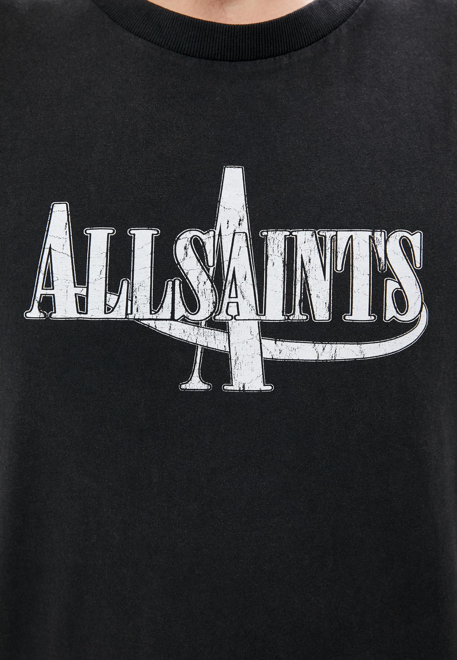 Футболка AllSaints MG023T: изображение 5