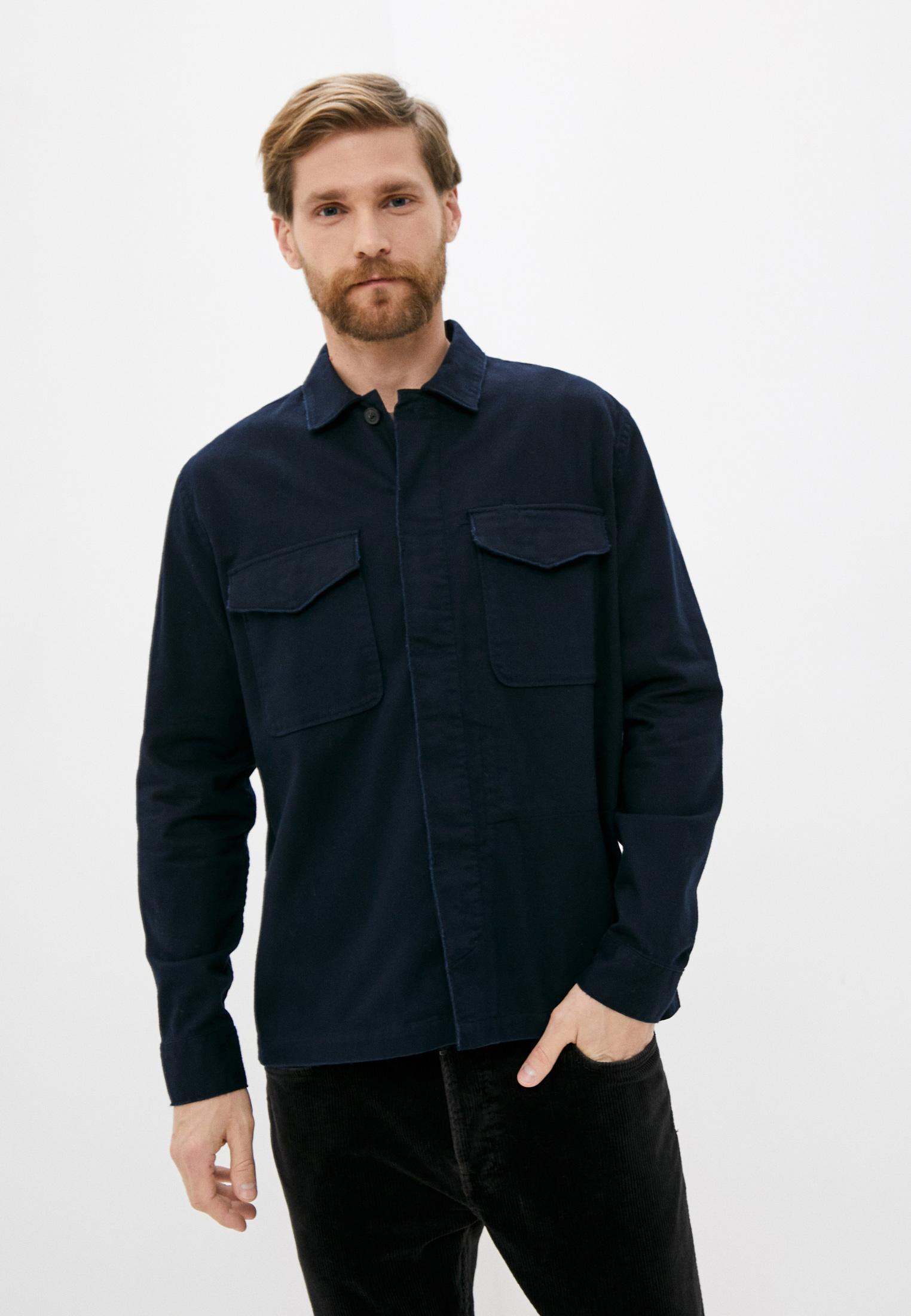 Рубашка с длинным рукавом AllSaints MS021T