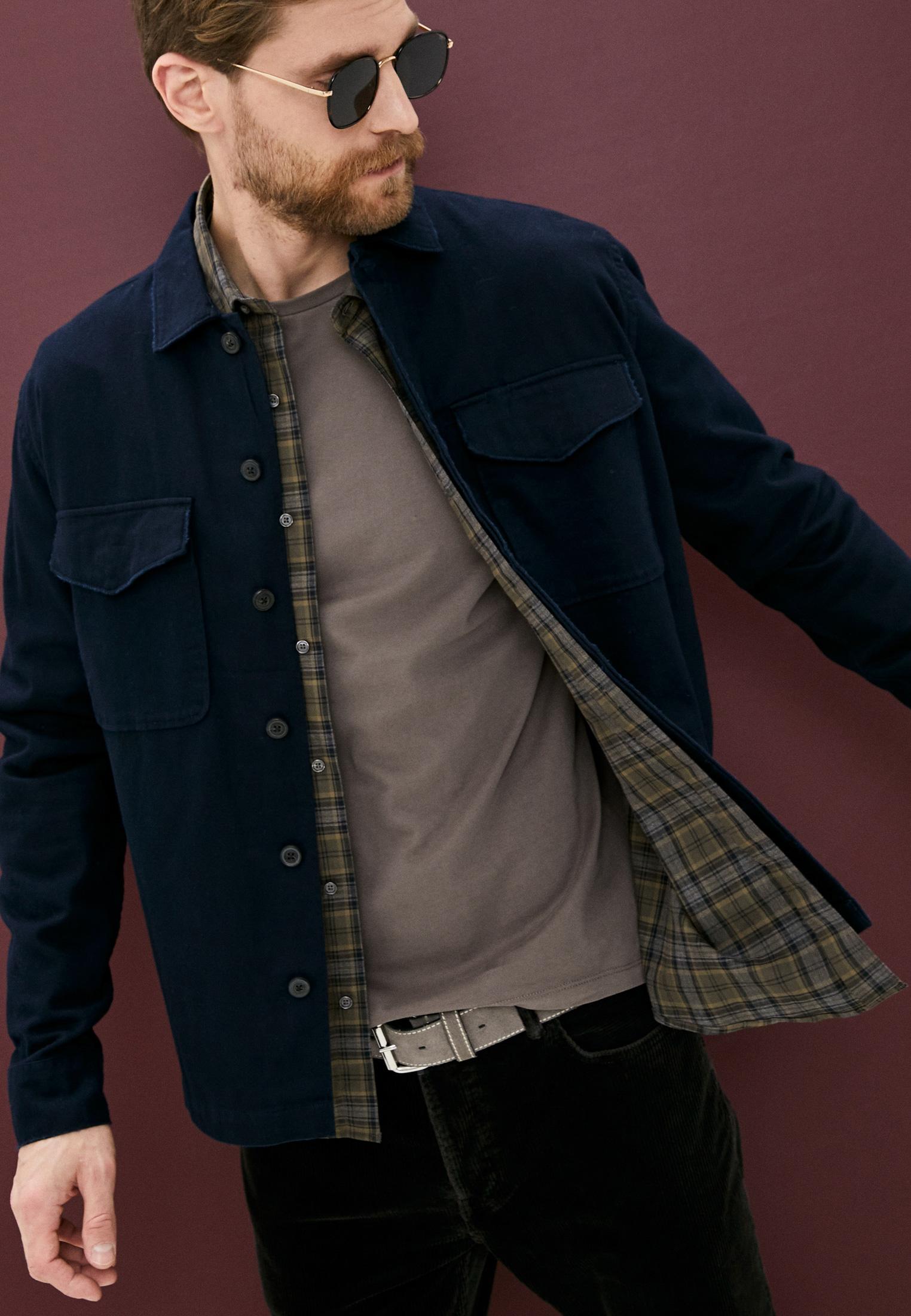 Рубашка с длинным рукавом AllSaints MS021T: изображение 2