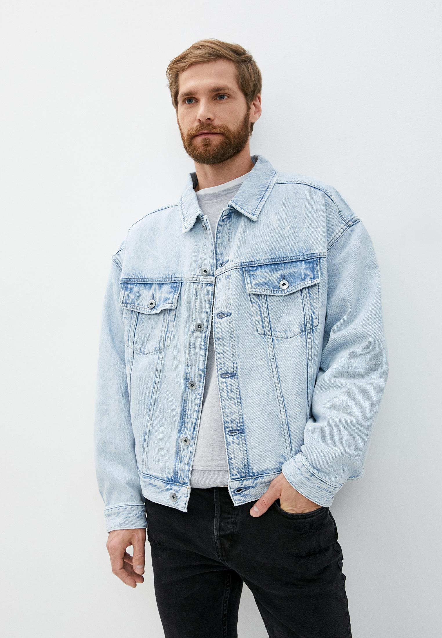 Джинсовая куртка AllSaints MA009S