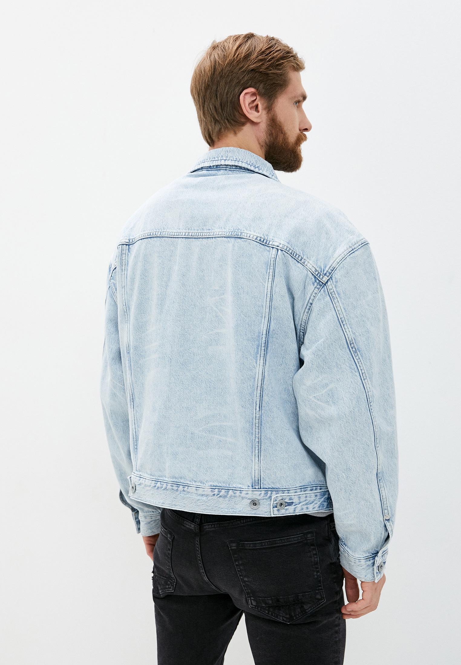 Джинсовая куртка AllSaints MA009S: изображение 4