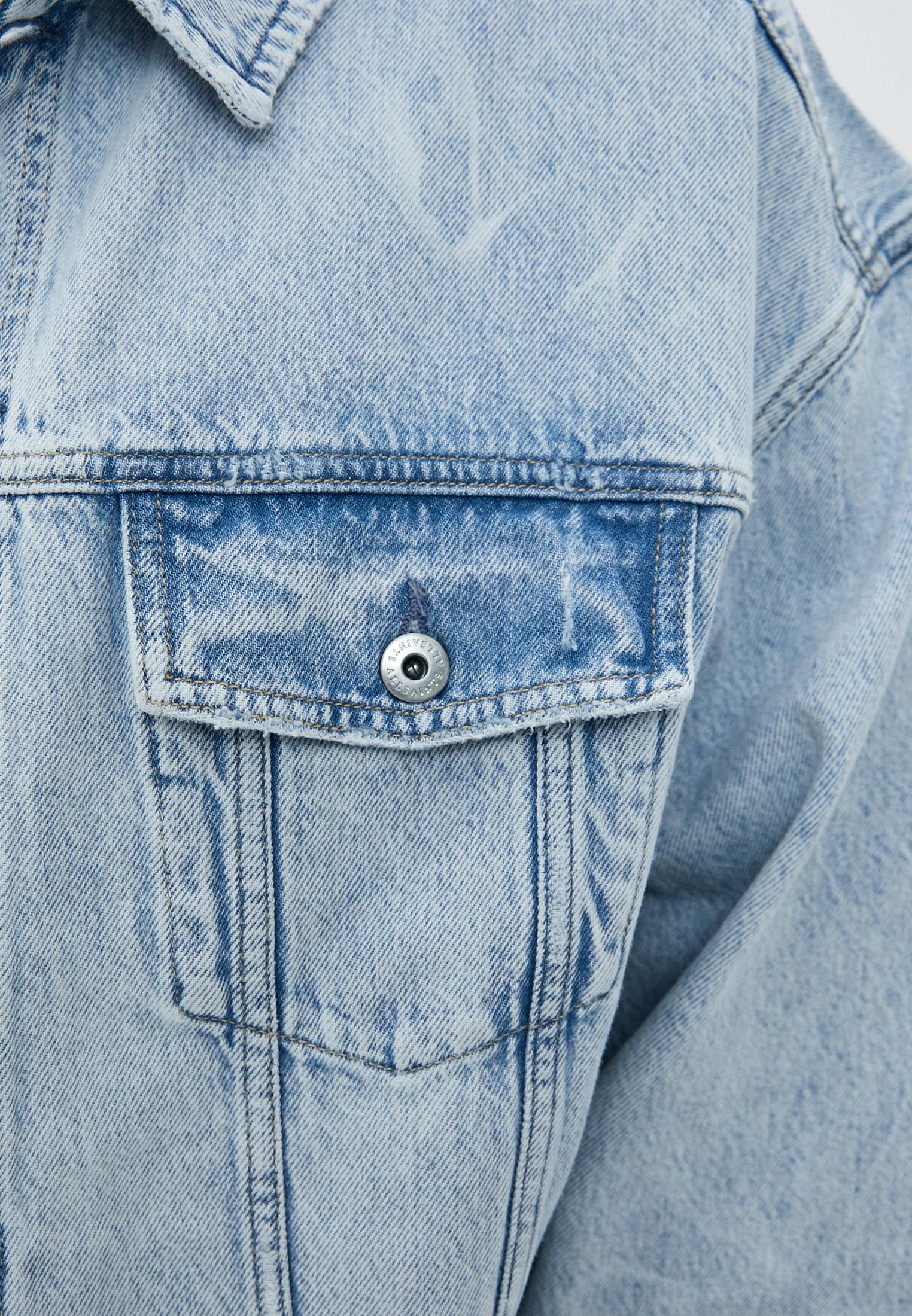 Джинсовая куртка AllSaints MA009S: изображение 5