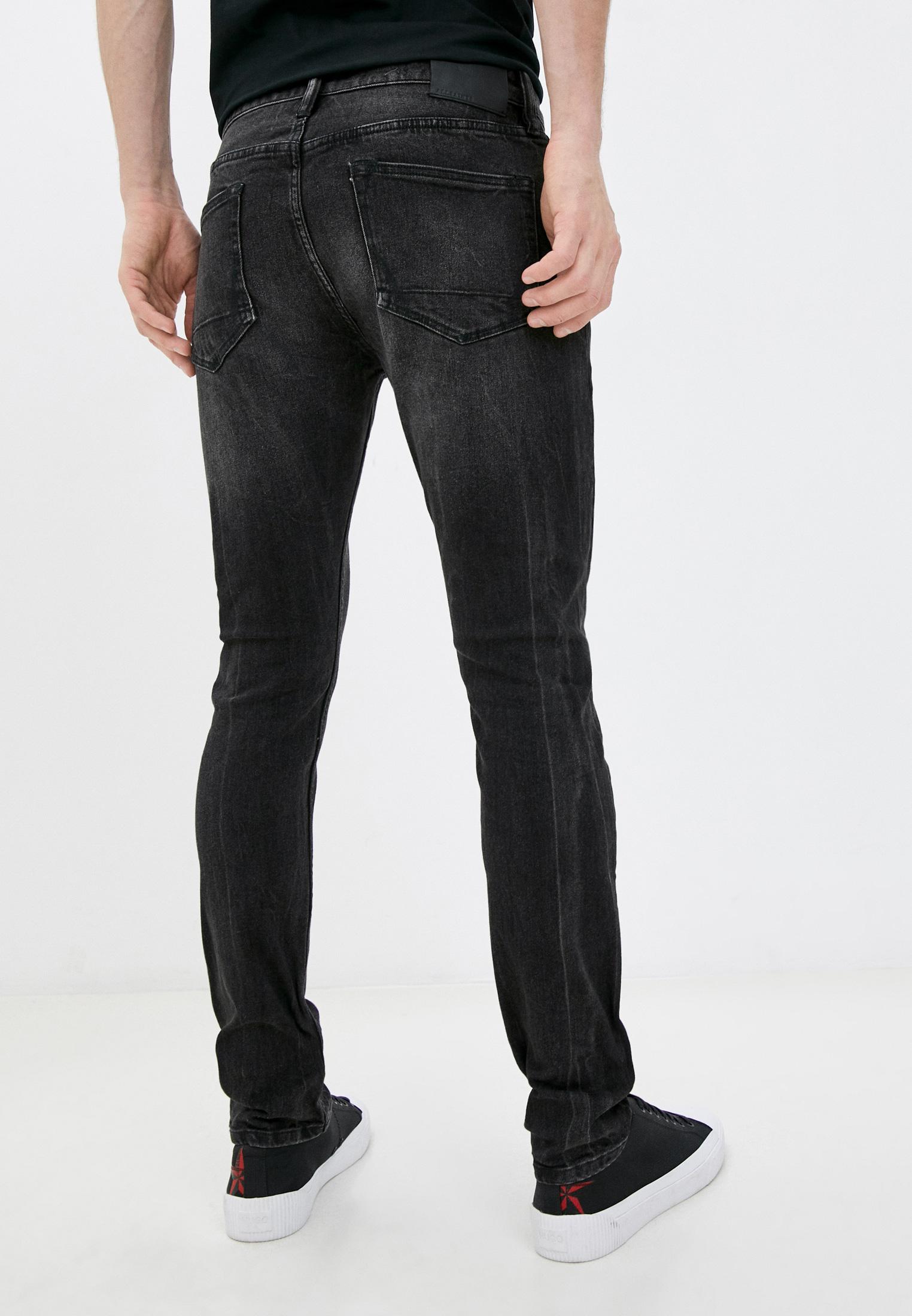 Зауженные джинсы AllSaints ME039T: изображение 4