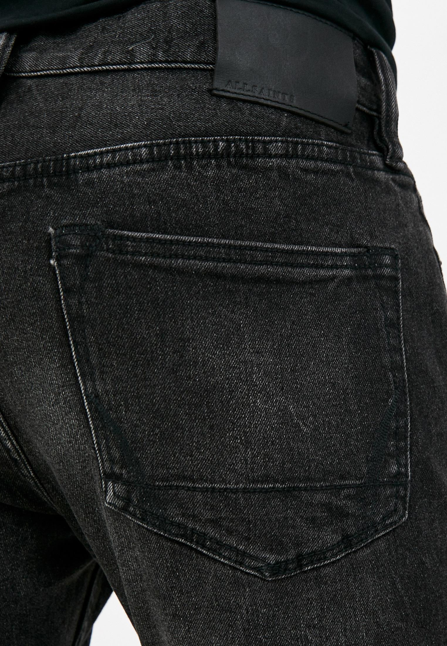 Зауженные джинсы AllSaints ME039T: изображение 5