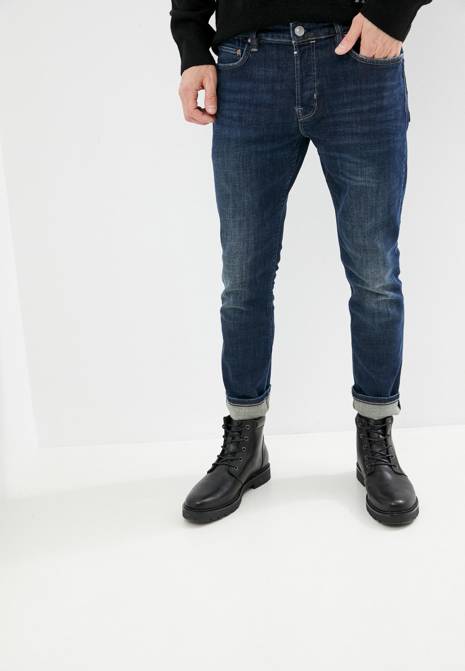 Зауженные джинсы AllSaints ME022P: изображение 5