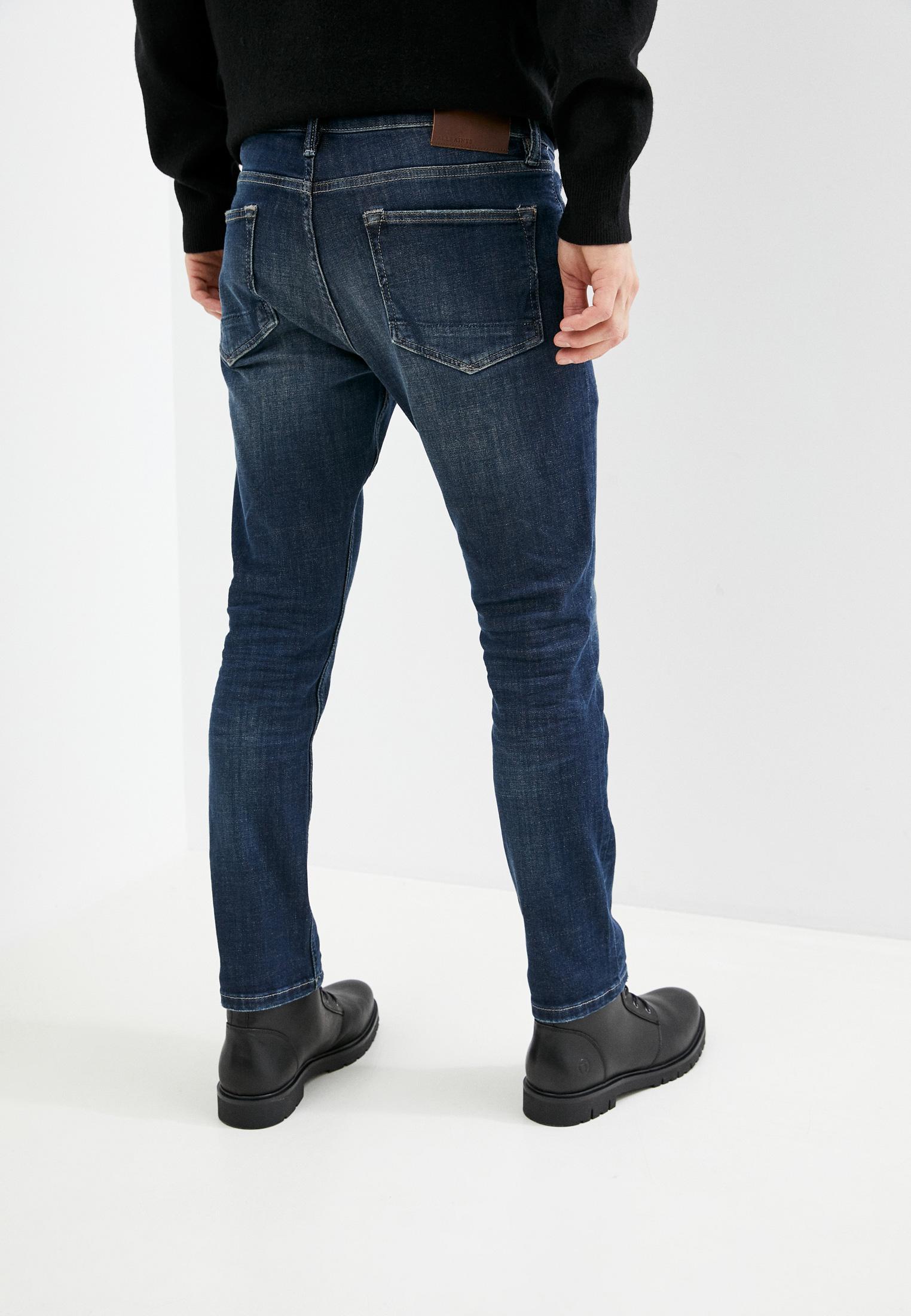 Зауженные джинсы AllSaints ME022P: изображение 8