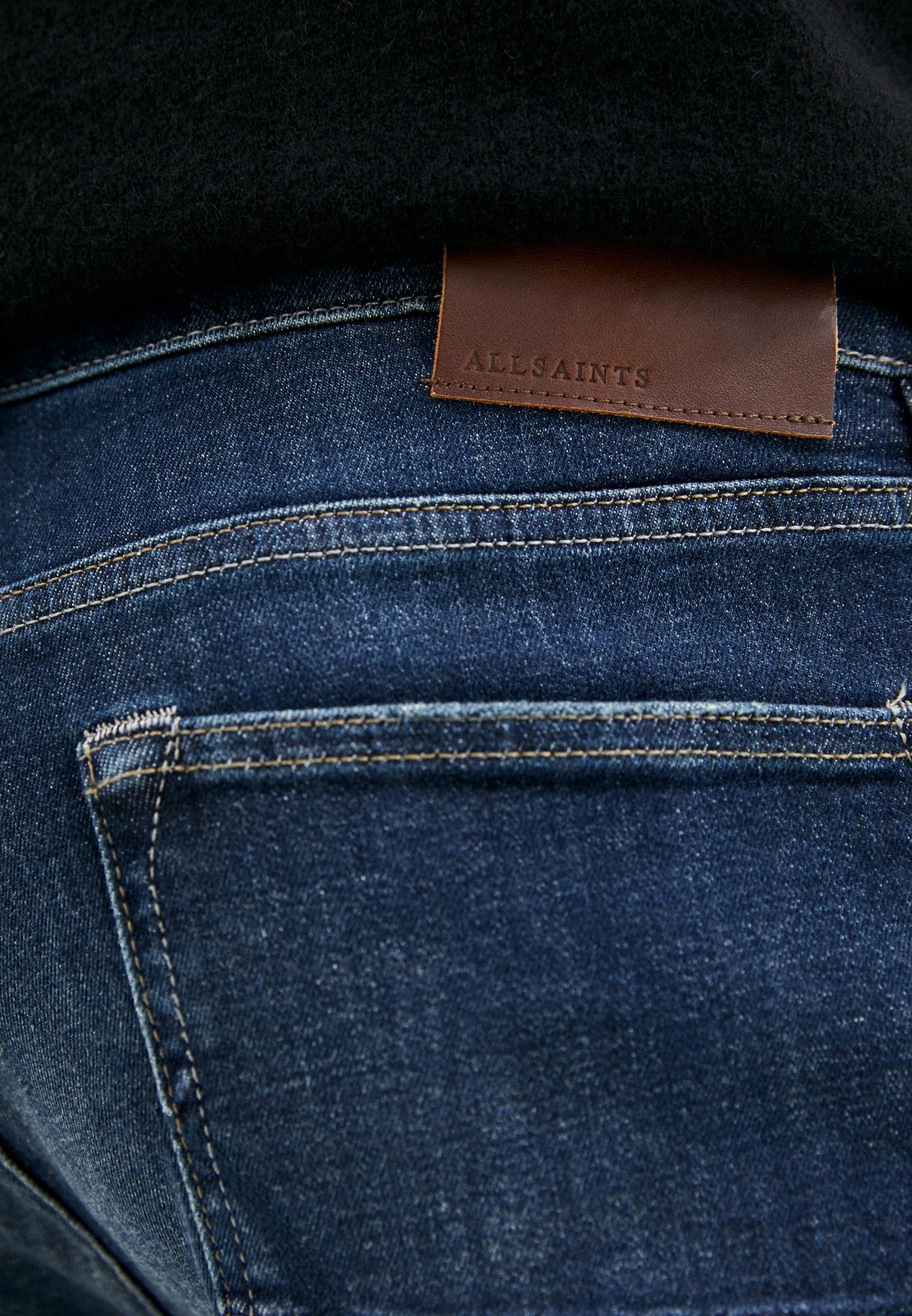 Зауженные джинсы AllSaints ME022P: изображение 9